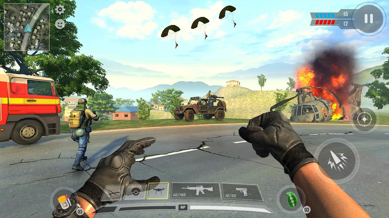 Commando Adventure Assassin Free Games Offline 1.42 Screenshot 9