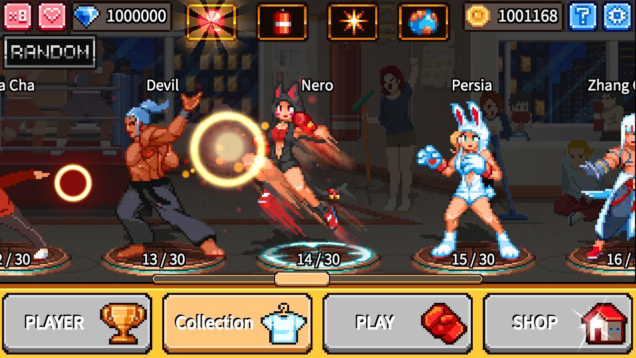 One Punch 2.4.24 Screenshot 4