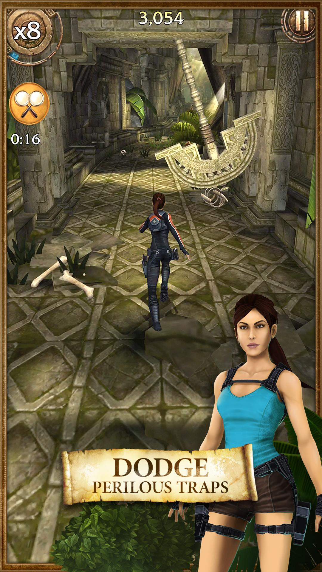 Lara Croft: Relic Run 1.11.112 Screenshot 1