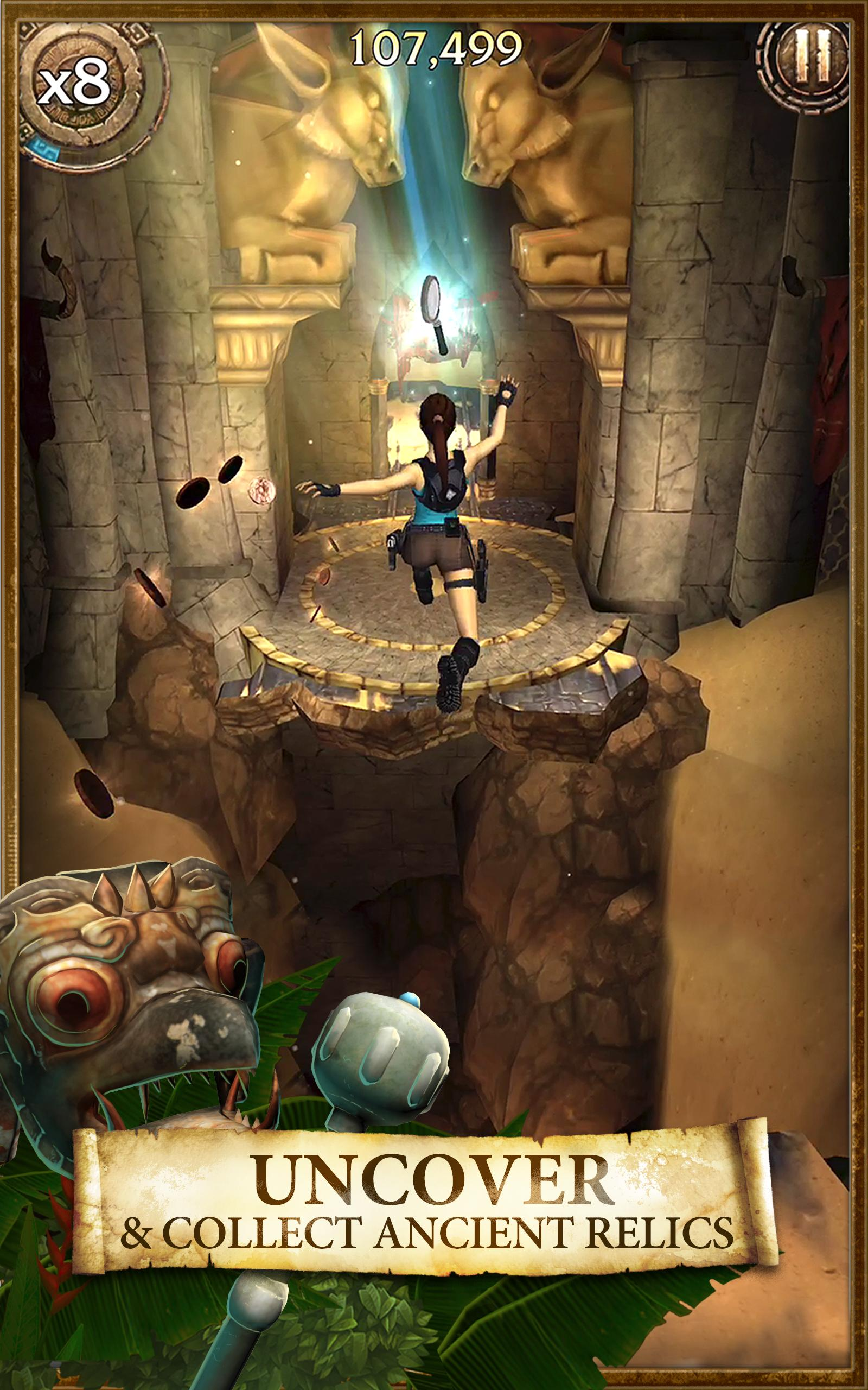 Lara Croft: Relic Run 1.11.112 Screenshot 12