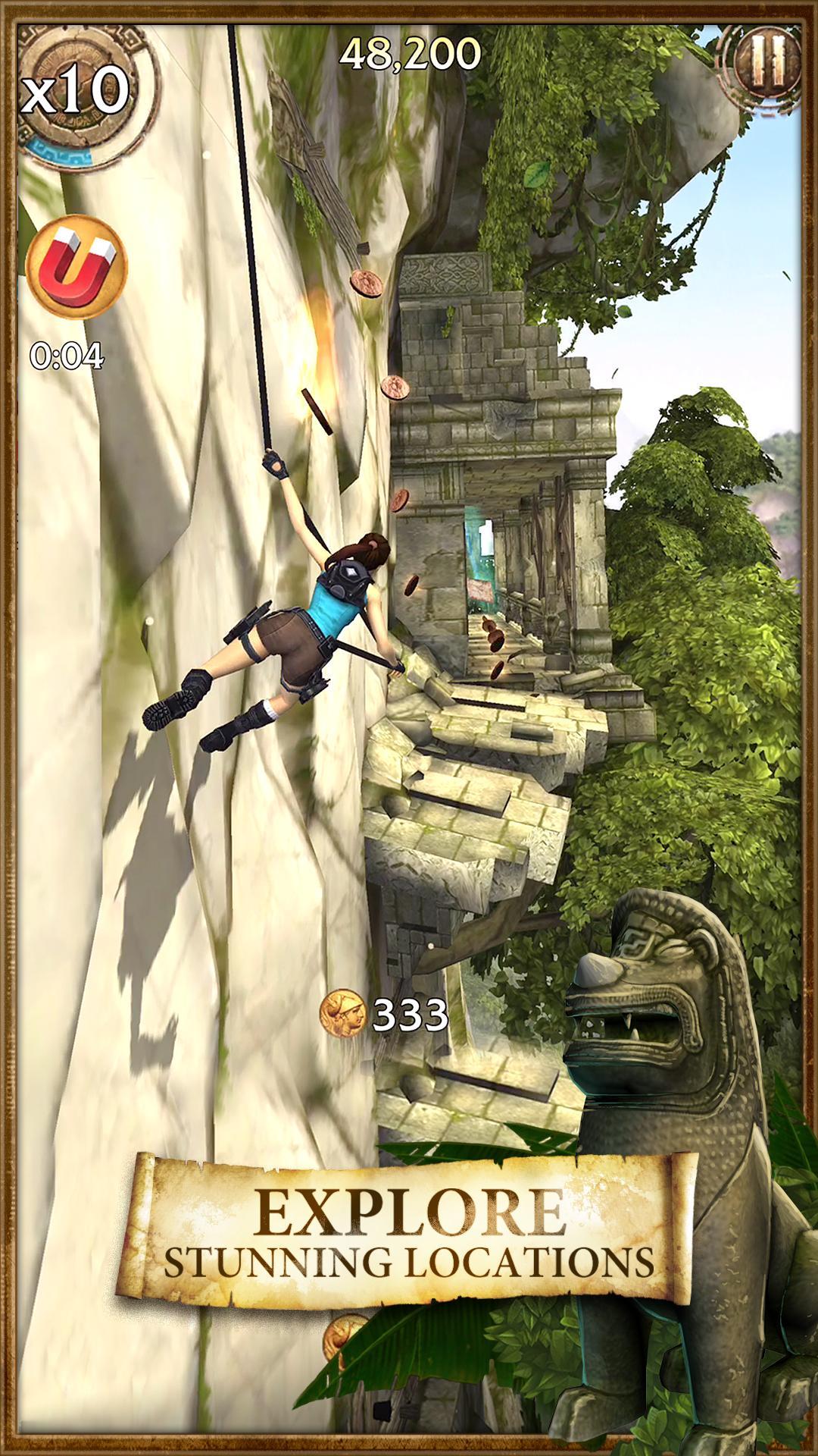 Lara Croft: Relic Run 1.11.112 Screenshot 2