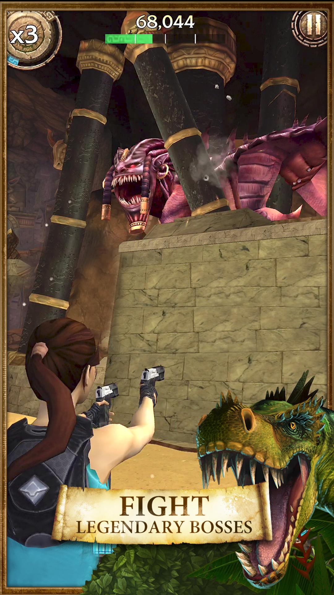 Lara Croft: Relic Run 1.11.112 Screenshot 3