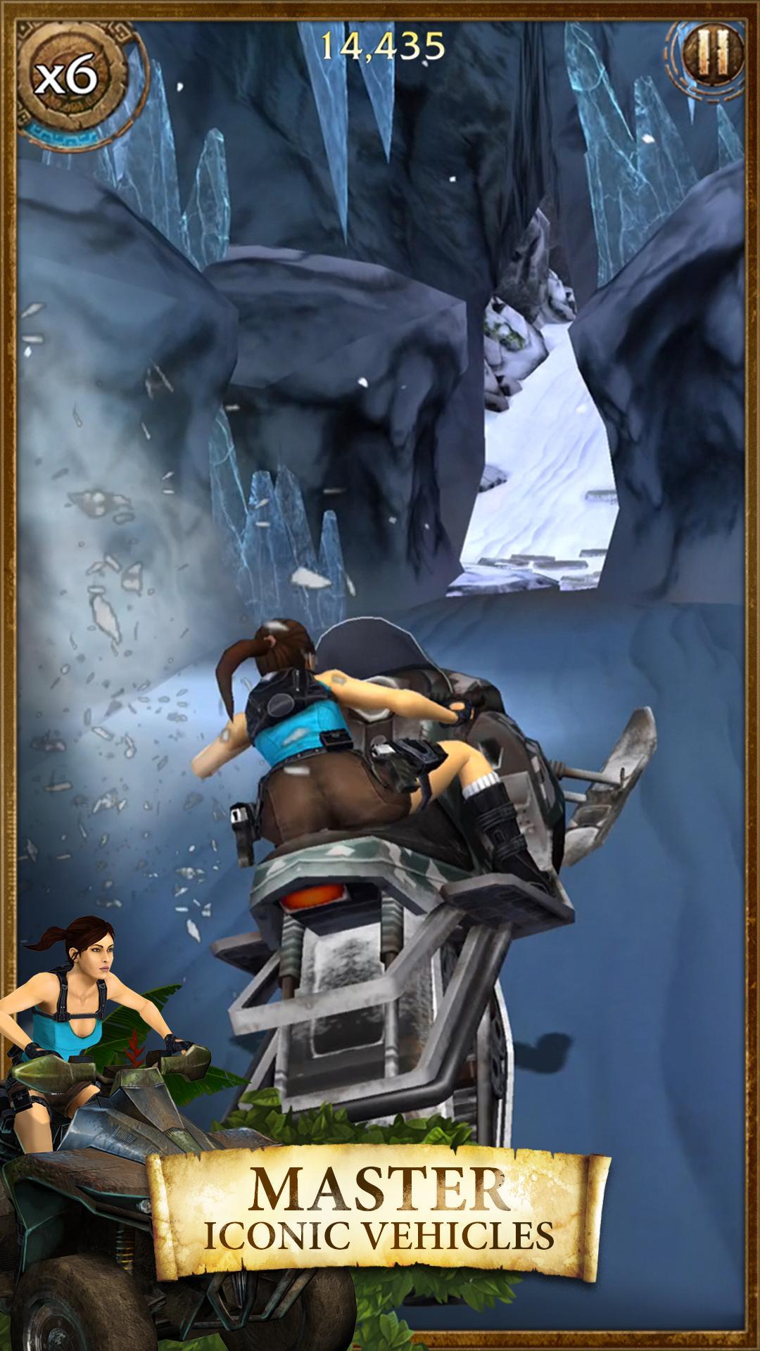 Lara Croft: Relic Run 1.11.112 Screenshot 4