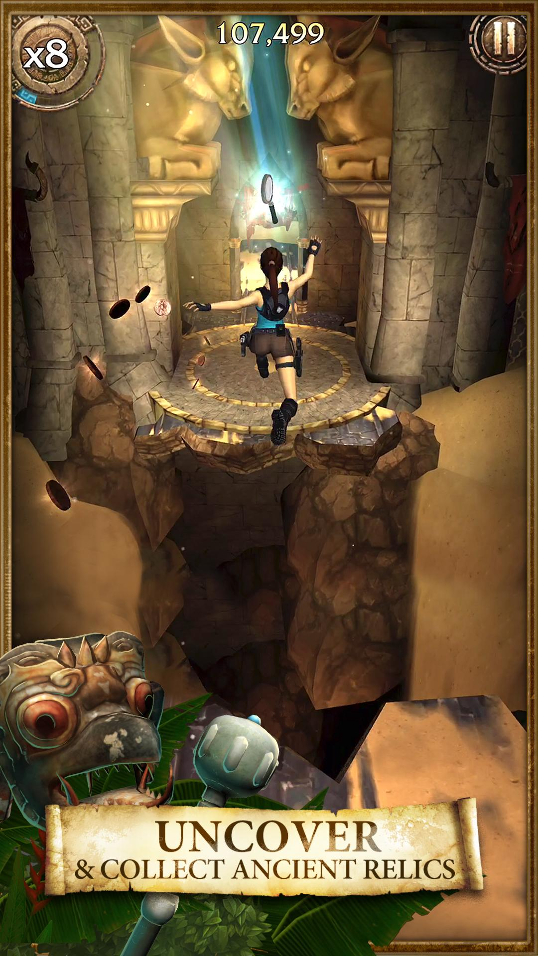 Lara Croft: Relic Run 1.11.112 Screenshot 5