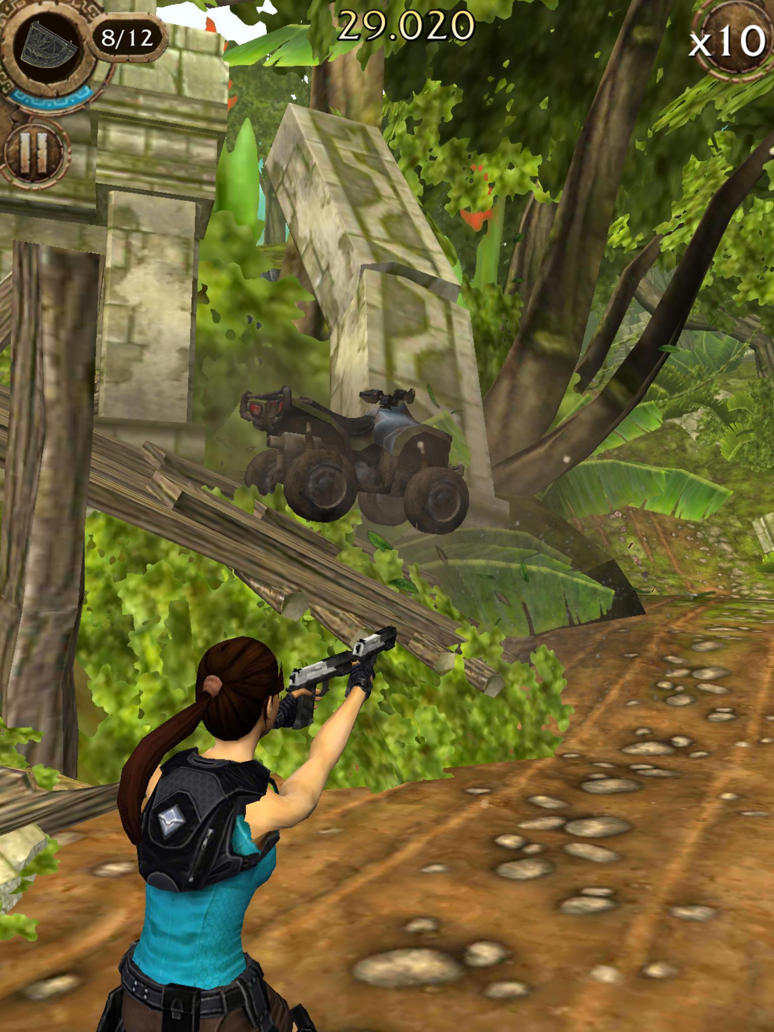 Lara Croft: Relic Run 1.11.112 Screenshot 6