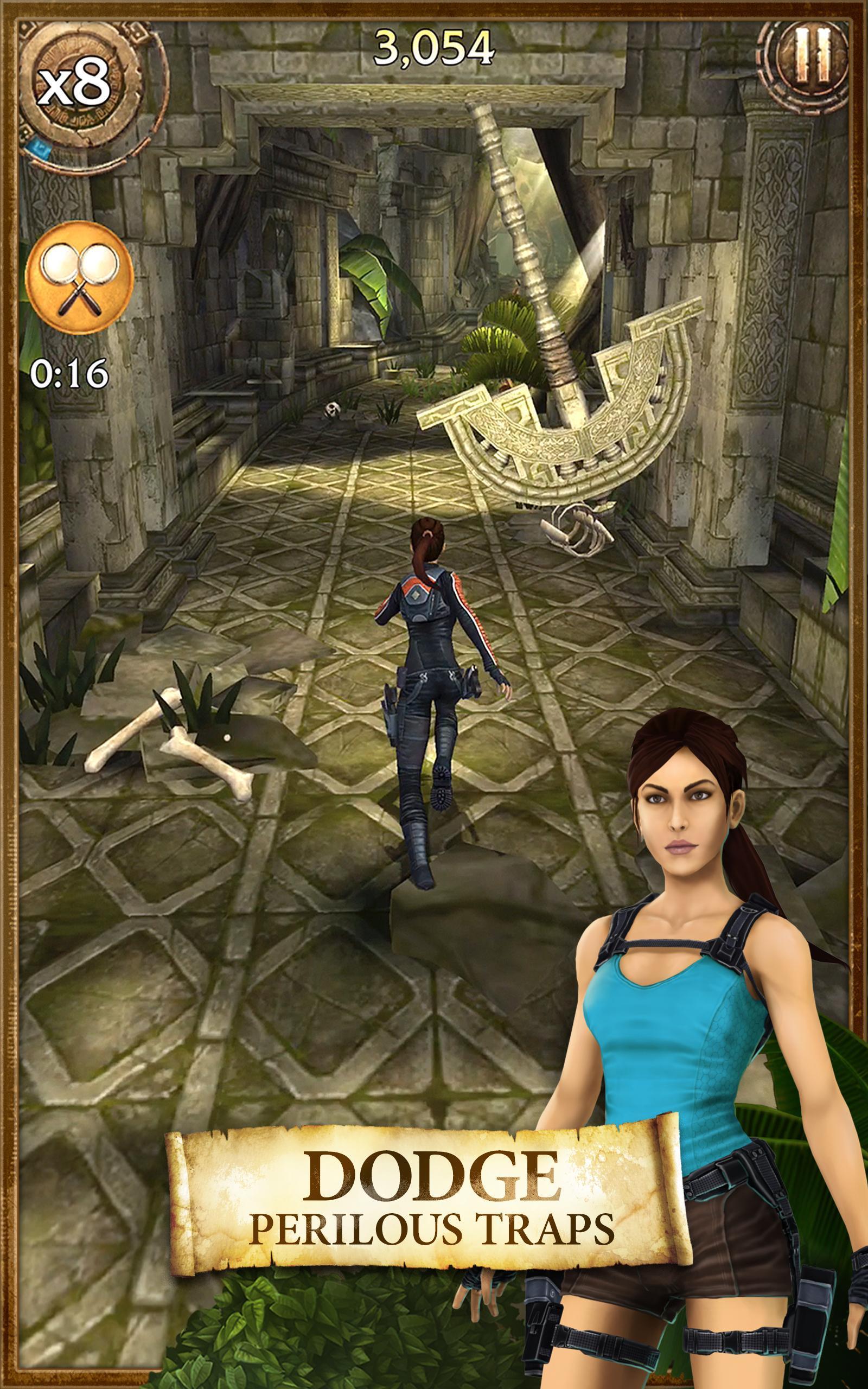 Lara Croft: Relic Run 1.11.112 Screenshot 8