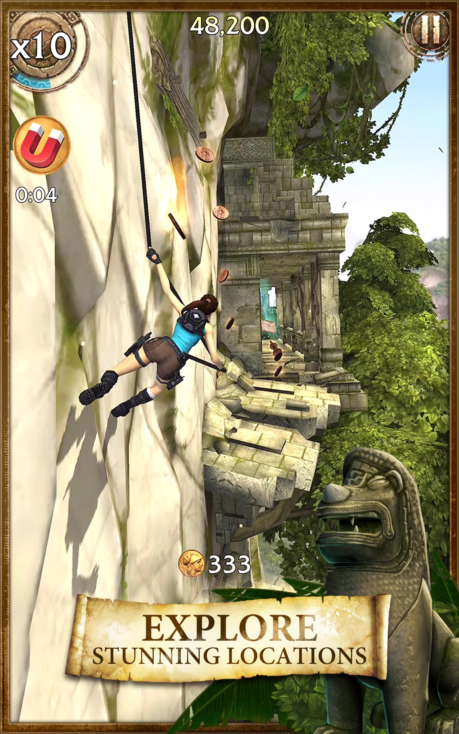Lara Croft: Relic Run 1.11.112 Screenshot 9