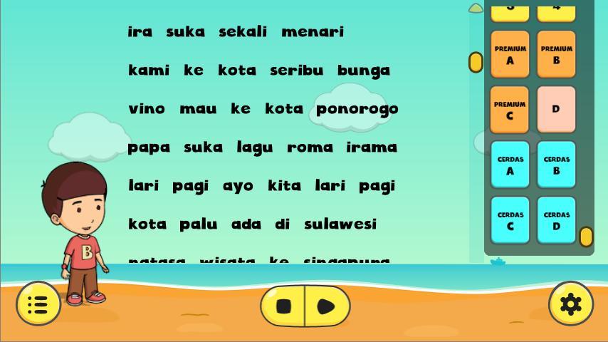 Membaca Bersama Budi (Bahasa Indonesia) 3.2.7 Screenshot 3