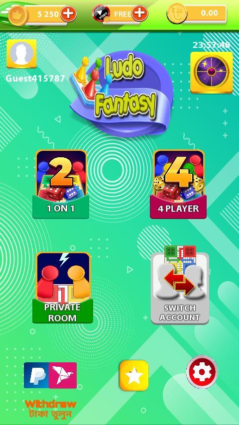 Ludo Fantasy 3.0 Screenshot 1