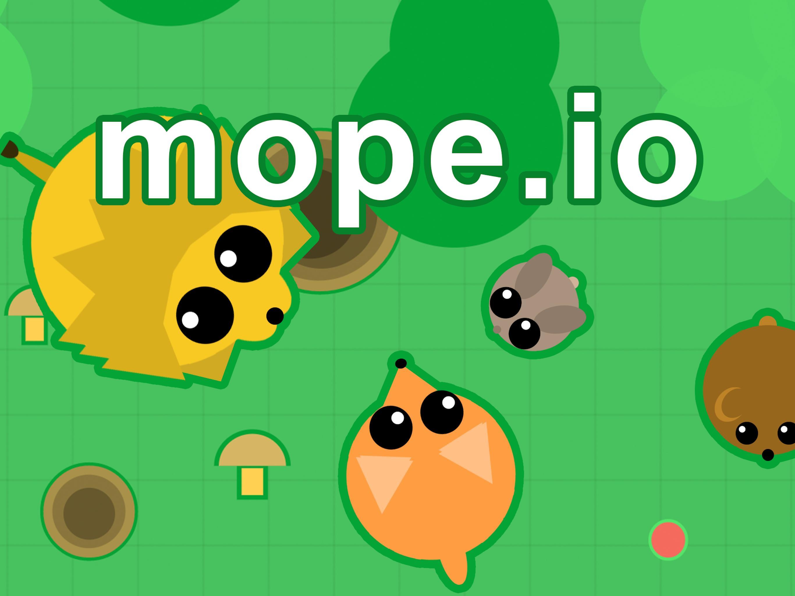 mope.io 1.0.2 Screenshot 5