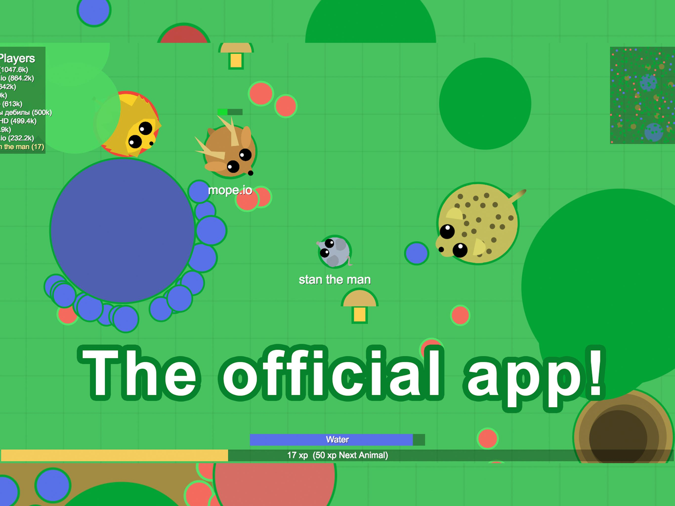 mope.io 1.0.2 Screenshot 6