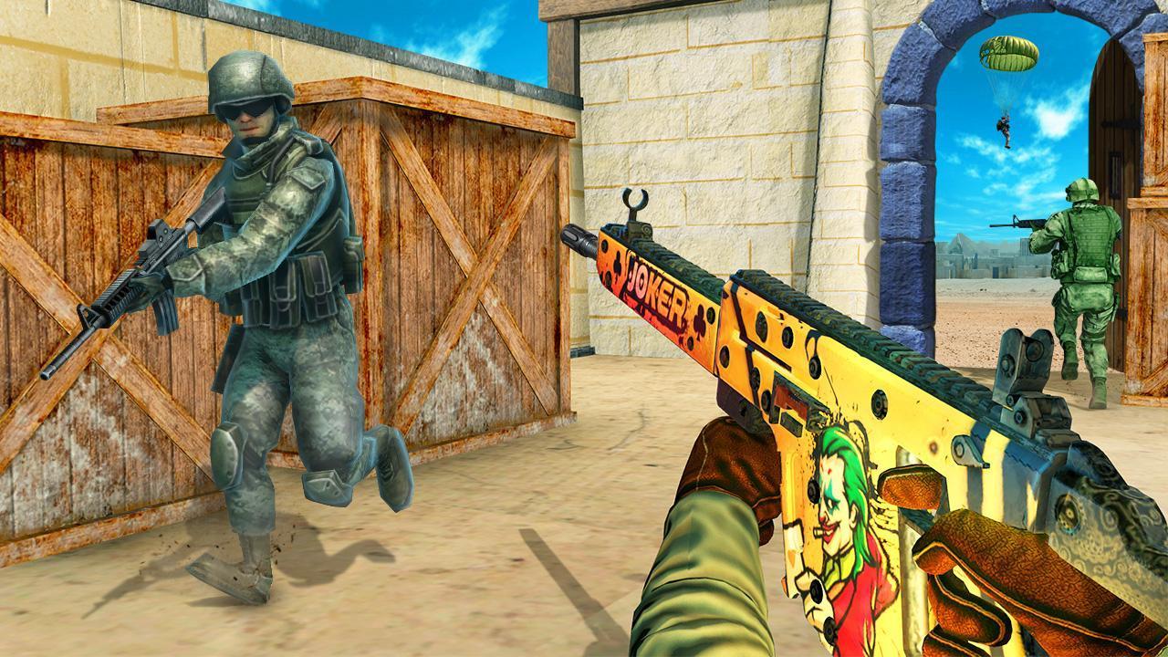 FPS Commando Secret Mission - Free Shooting Games 3.4 Screenshot 4