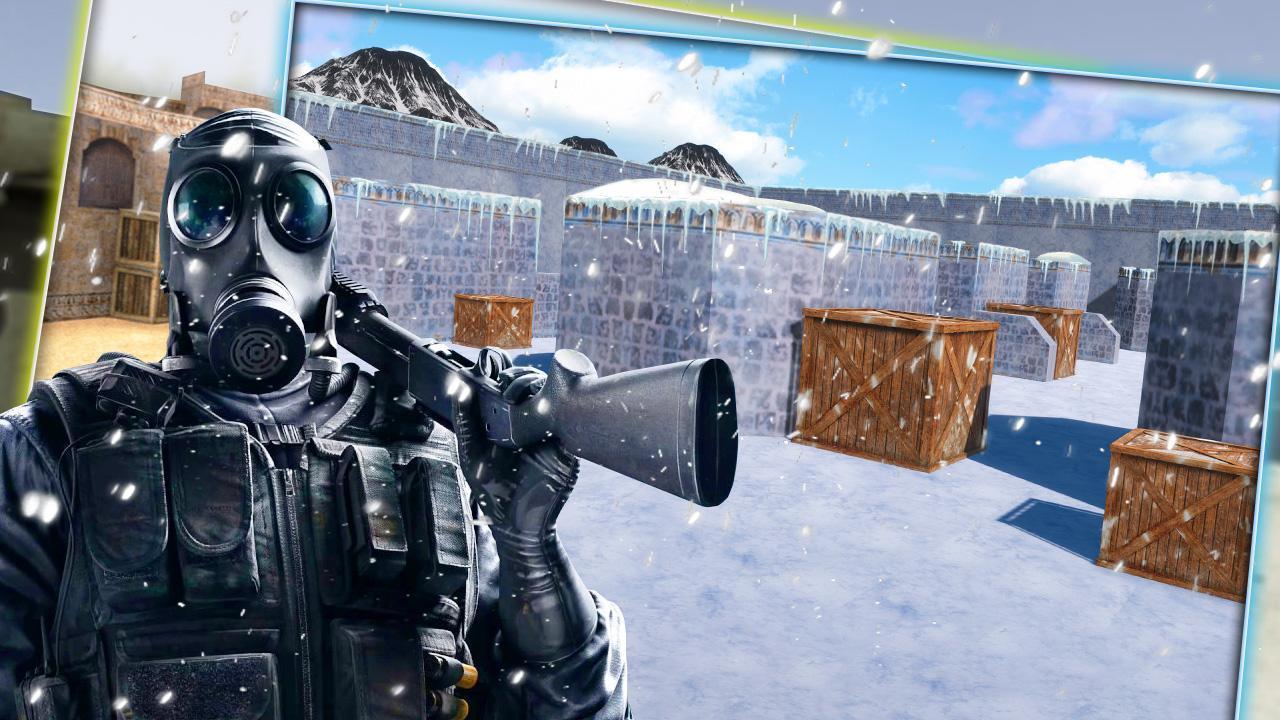 FPS Commando Secret Mission - Free Shooting Games 3.4 Screenshot 8