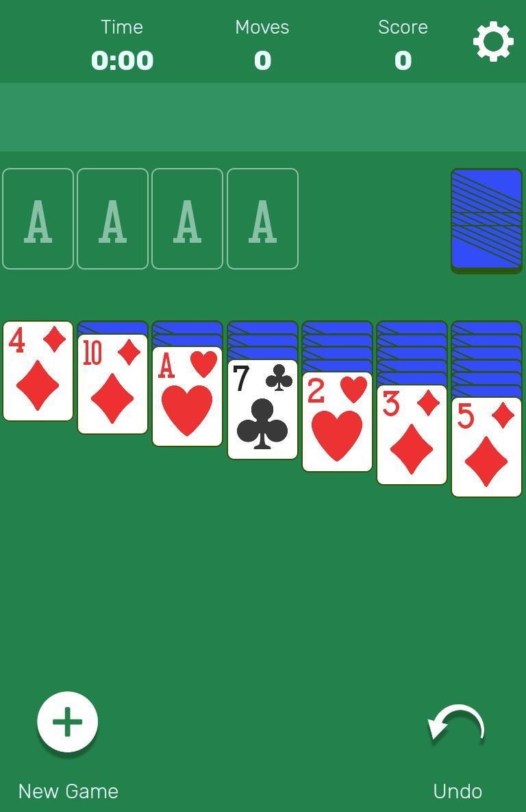 Solitaire 1.2 Screenshot 1