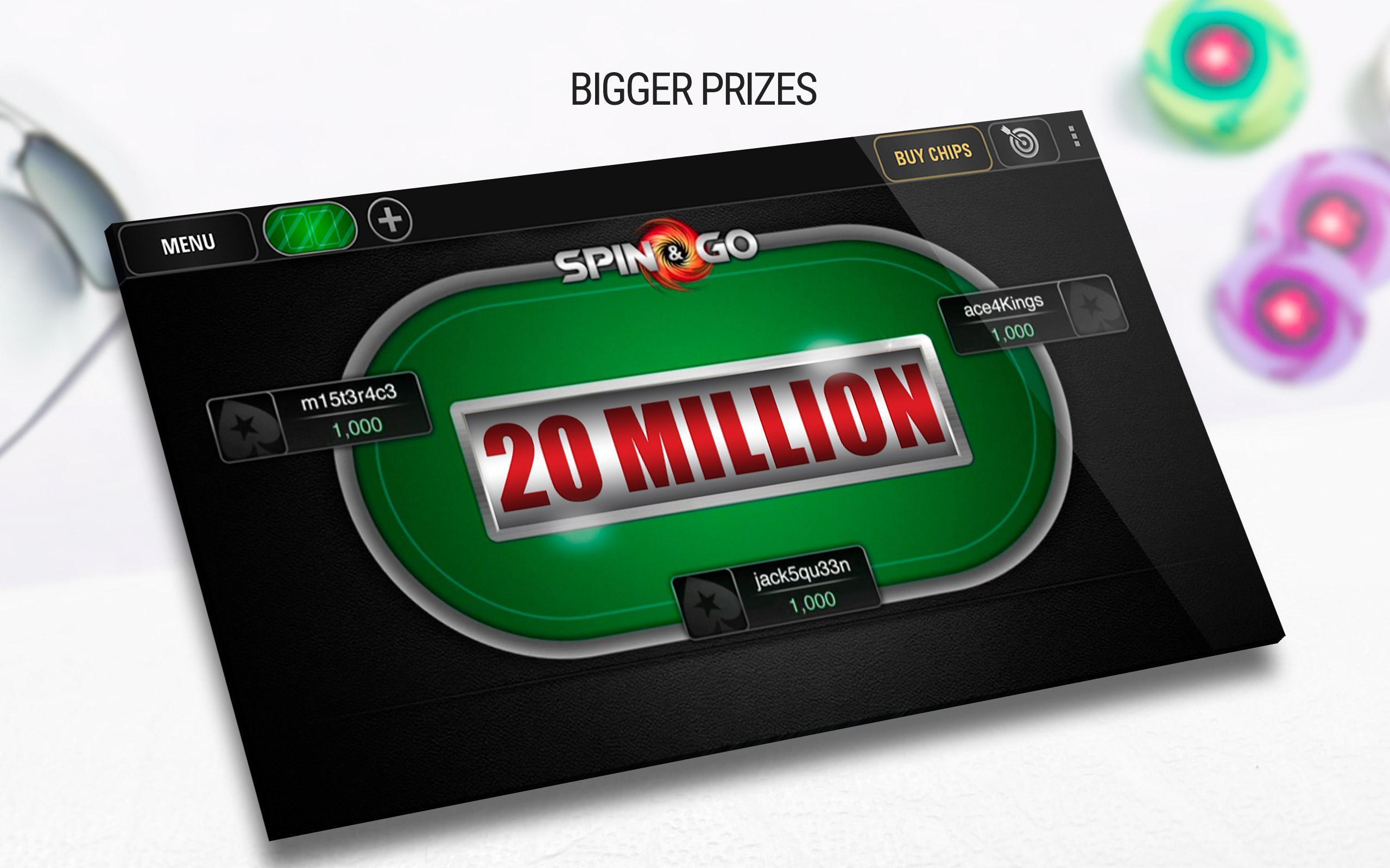 PokerStars: Free Poker Games with Texas Holdem 1.125.0 Screenshot 10