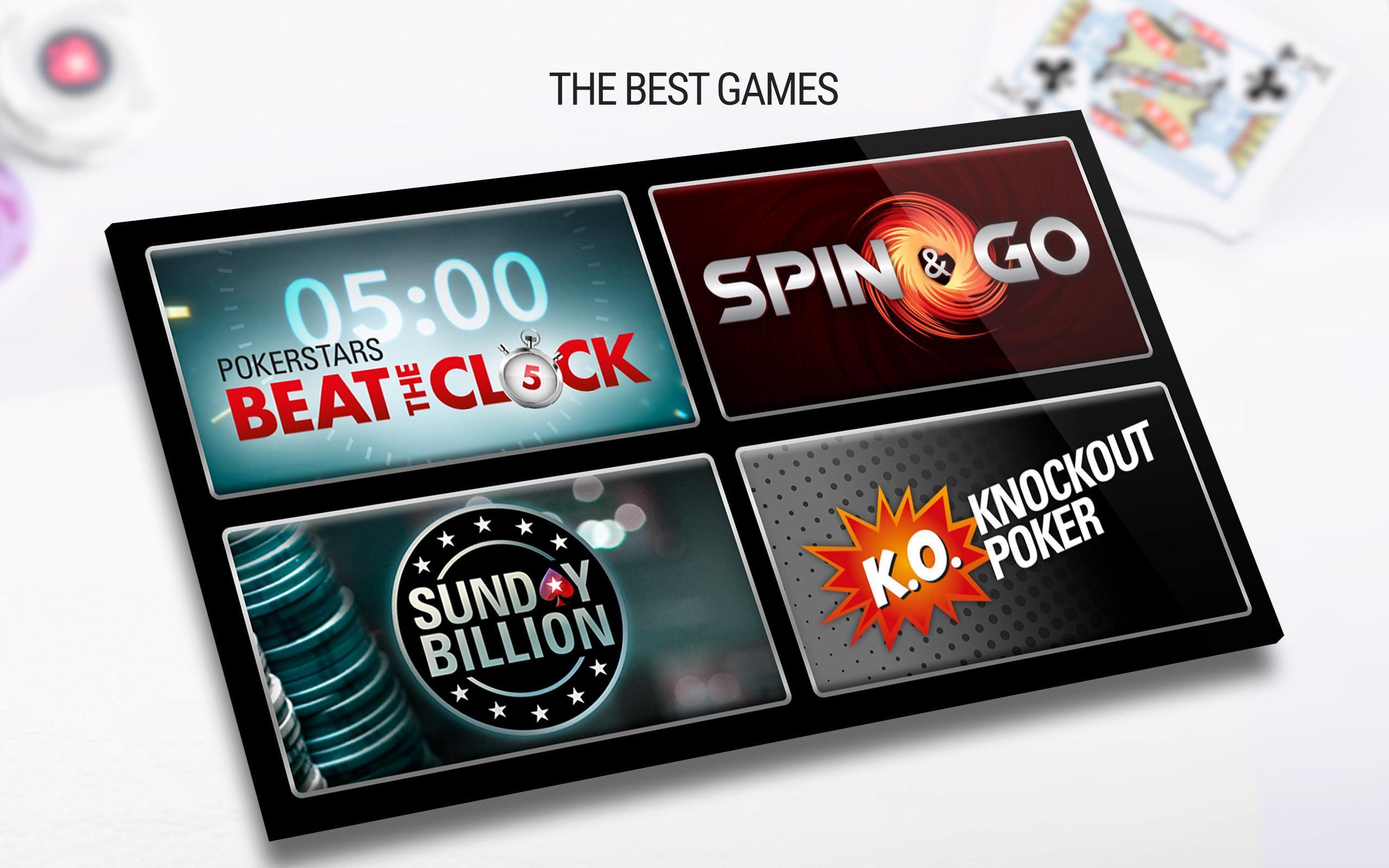 PokerStars: Free Poker Games with Texas Holdem 1.125.0 Screenshot 11