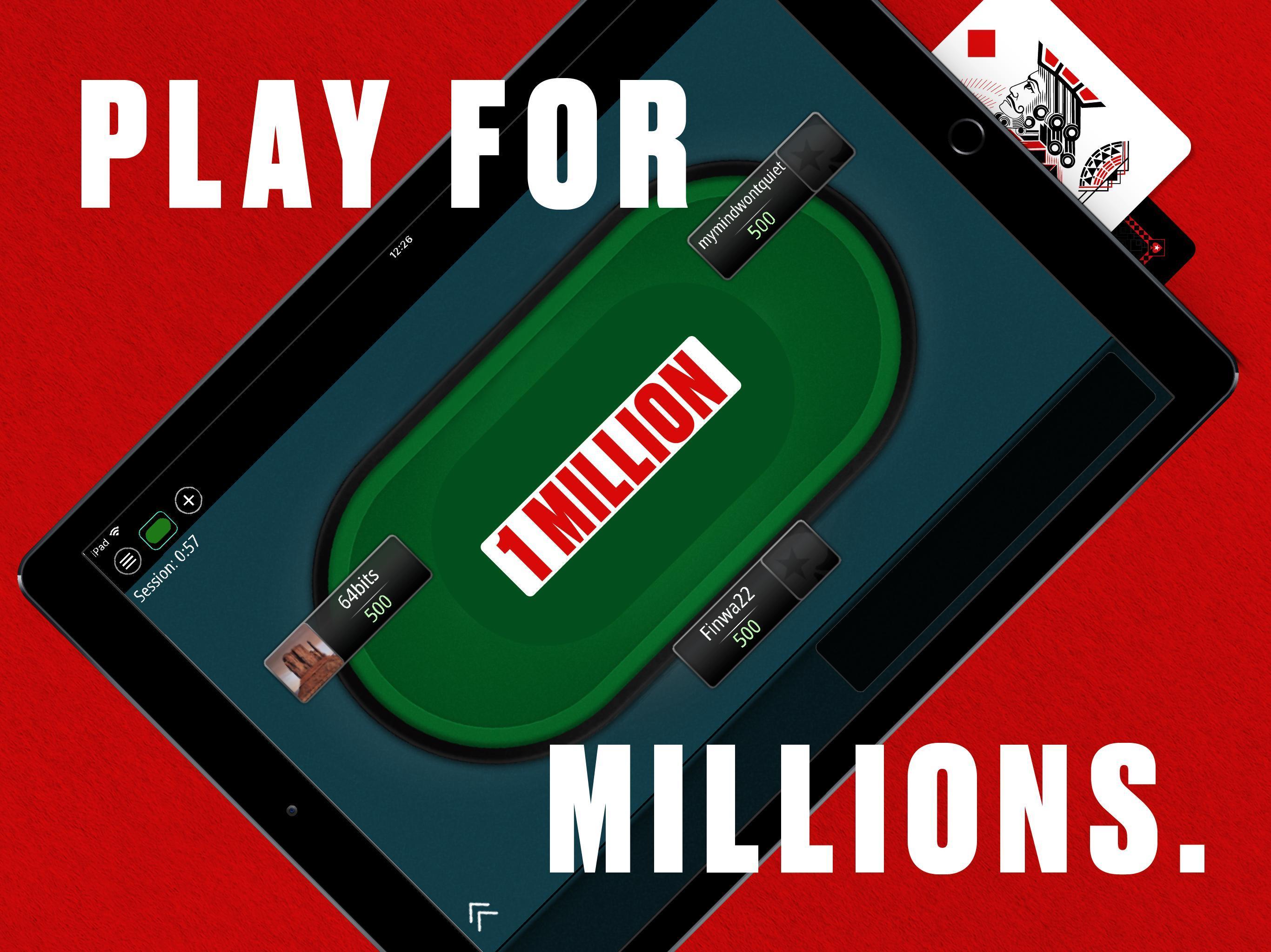 PokerStars: Free Poker Games with Texas Holdem 1.125.0 Screenshot 6