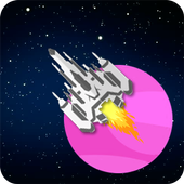 Planet Base Space Arcade Game app icon