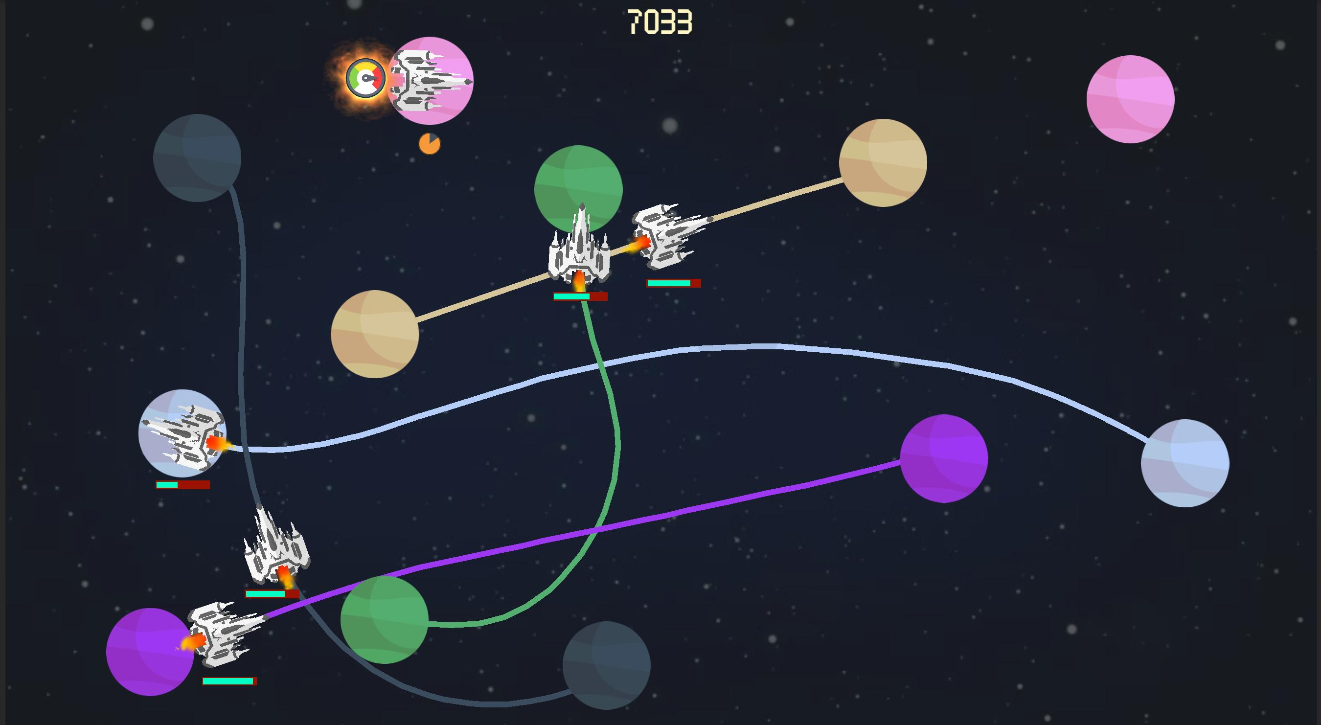 Planet Base Space Arcade Game 1.8.2 Screenshot 1