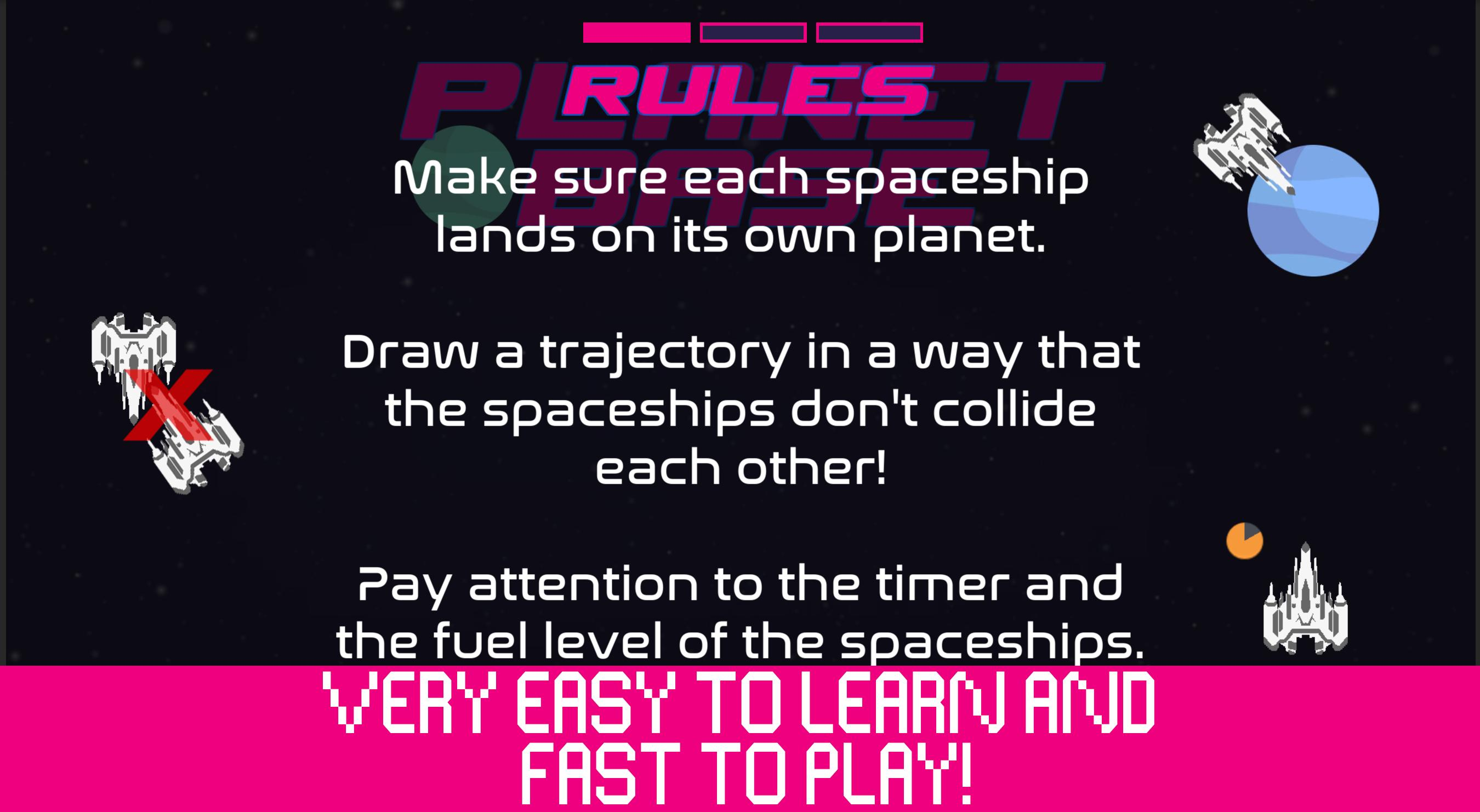 Planet Base Space Arcade Game 1.8.2 Screenshot 2