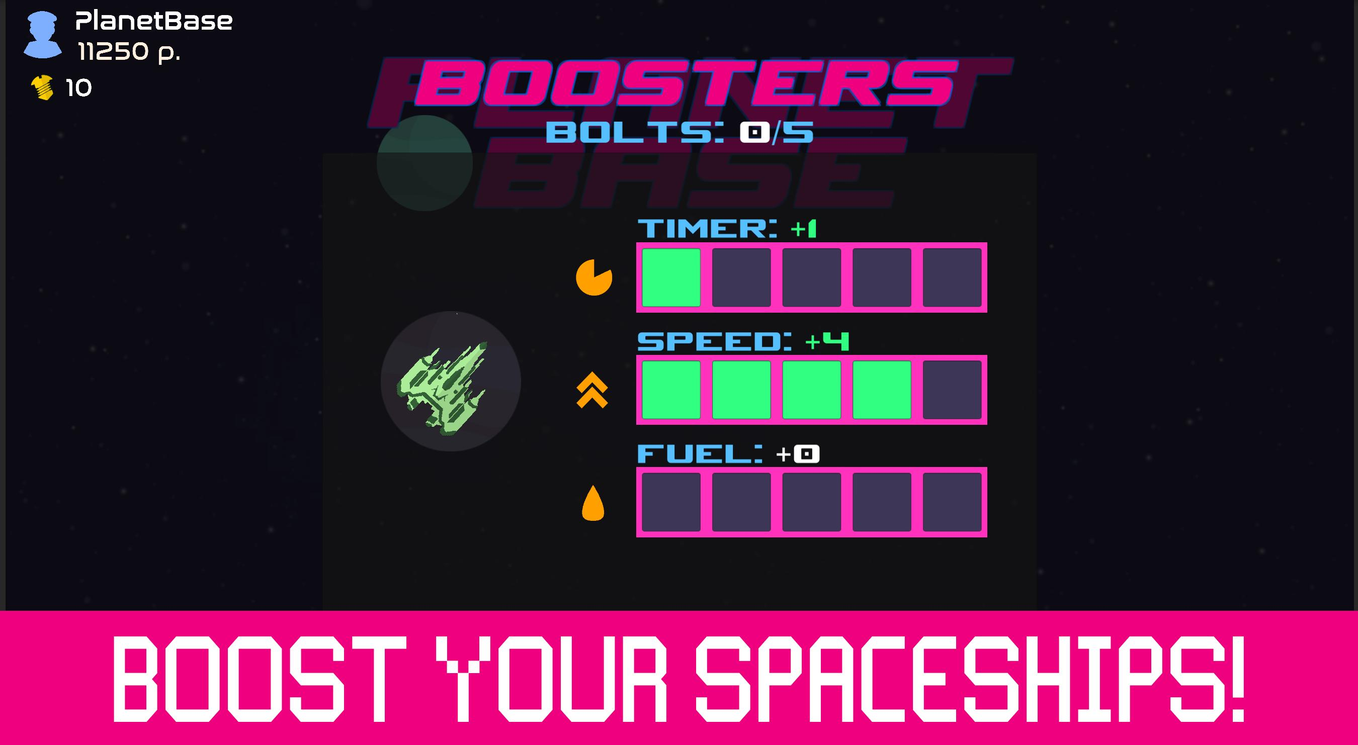 Planet Base Space Arcade Game 1.8.2 Screenshot 4
