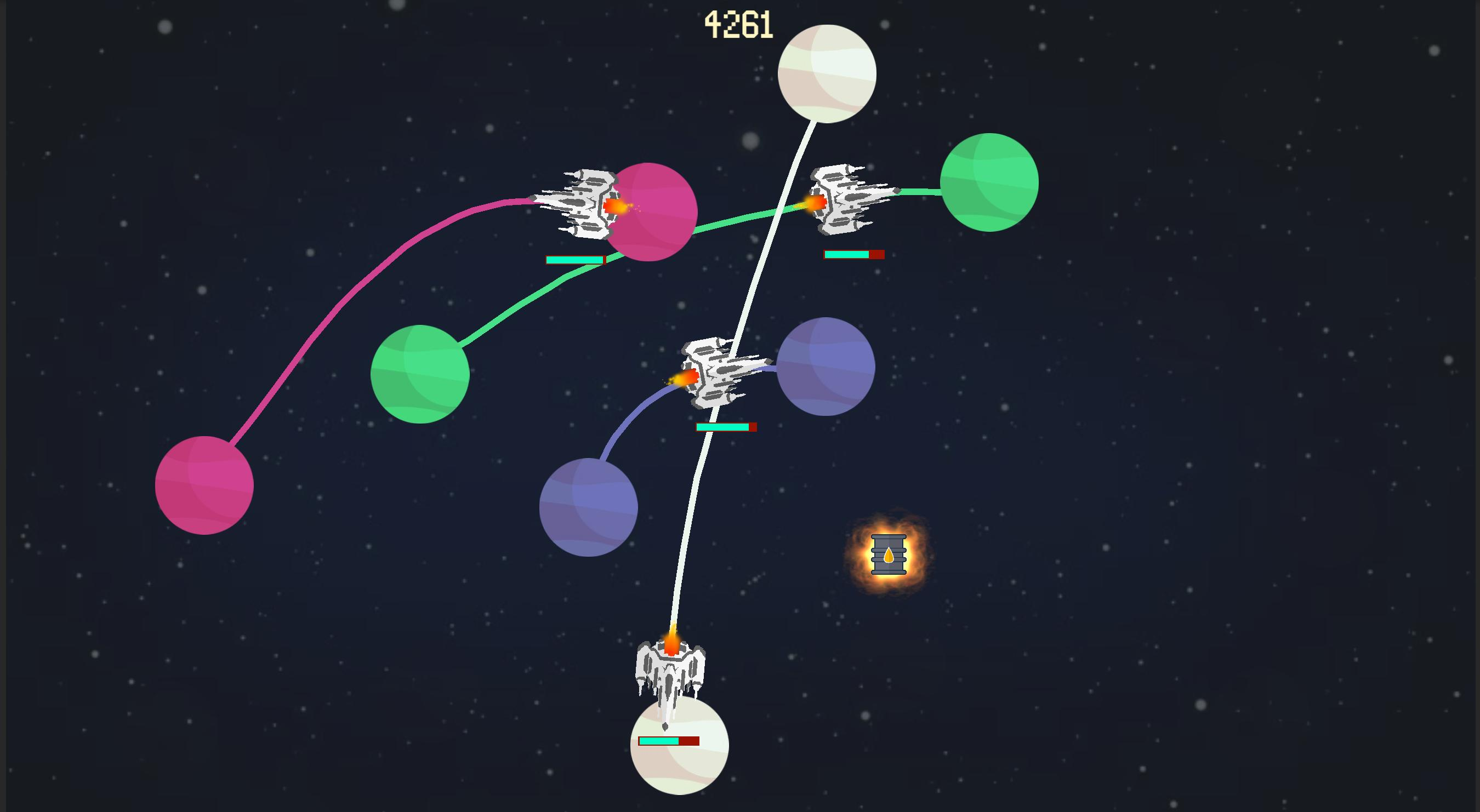Planet Base Space Arcade Game 1.8.2 Screenshot 7
