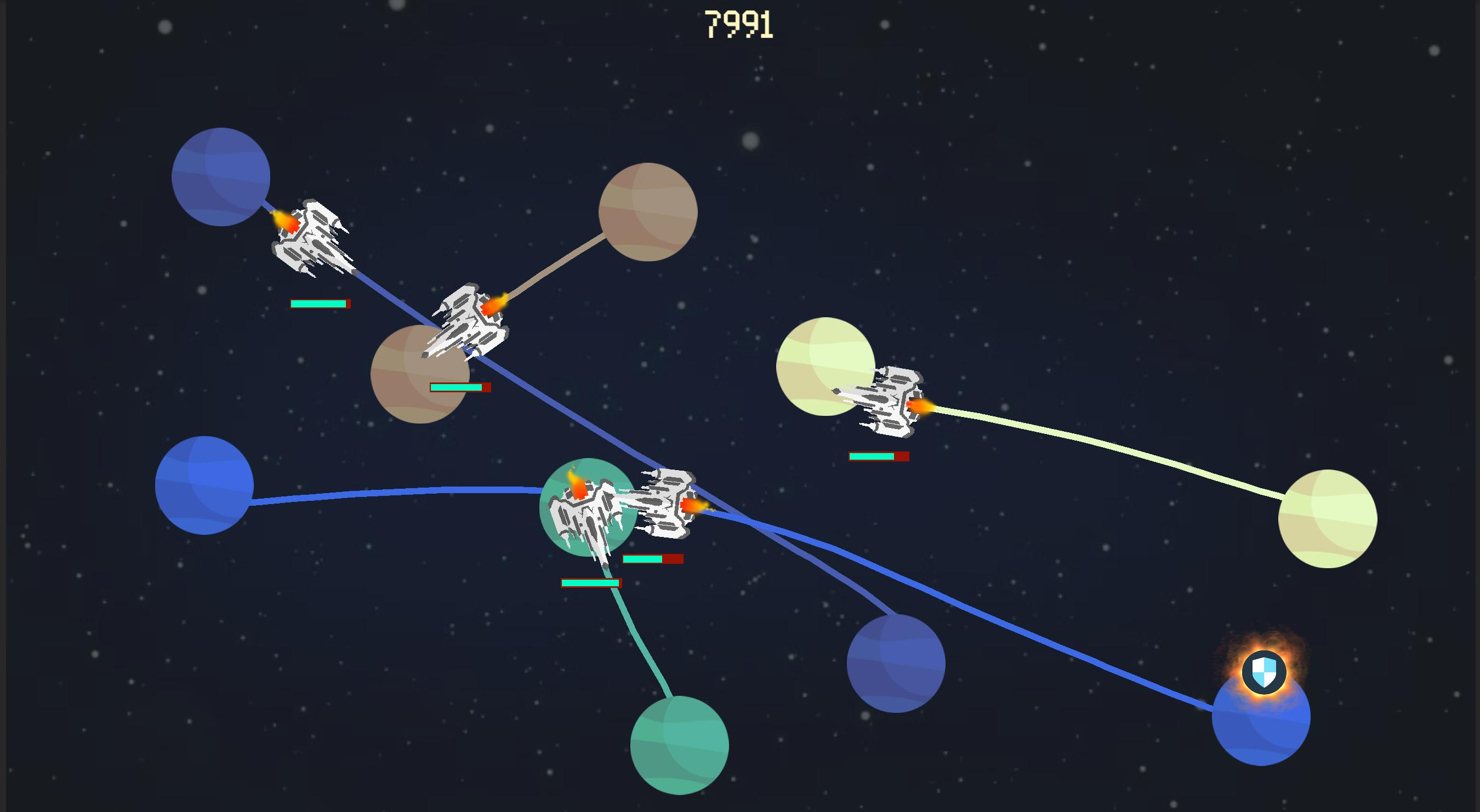 Planet Base Space Arcade Game 1.8.2 Screenshot 8