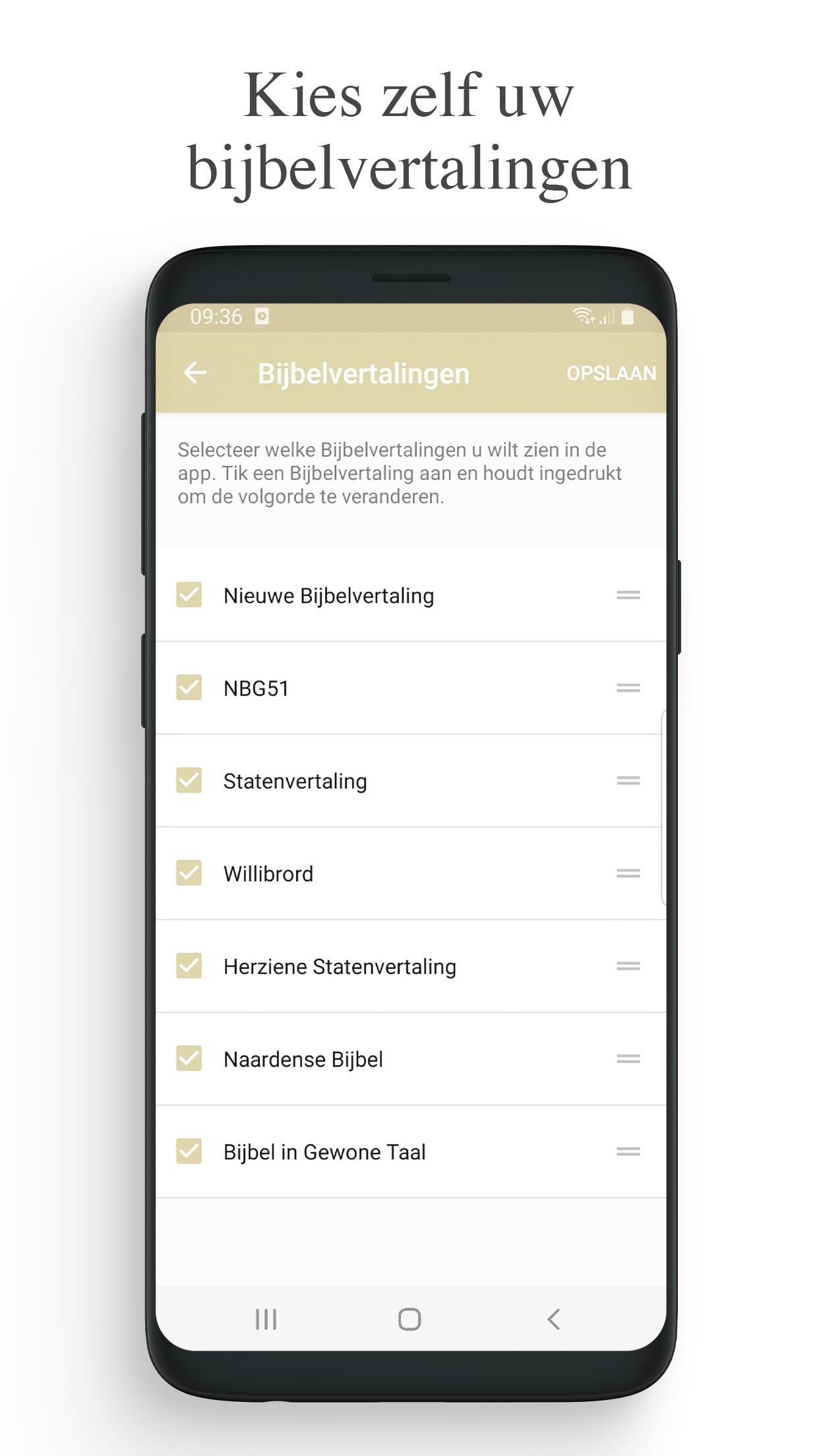 Dagelijks Woord 1.5.3 Screenshot 3