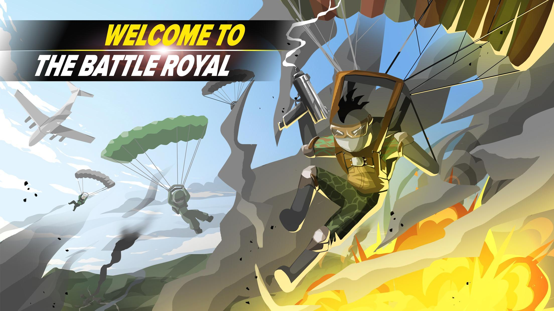 Stickman Battle Royale 1.8 Screenshot 3
