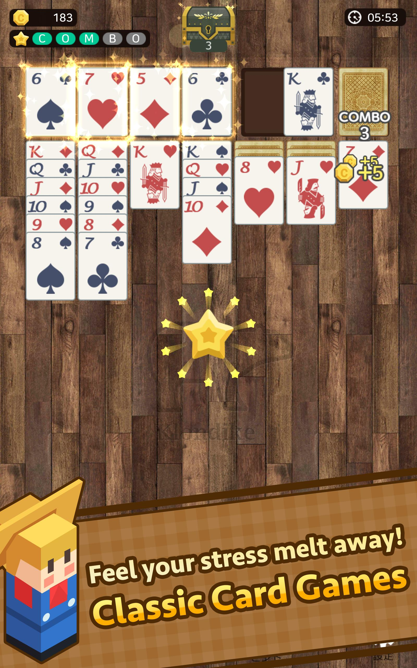 Solitaire Farm Village 1.6.0 Screenshot 2