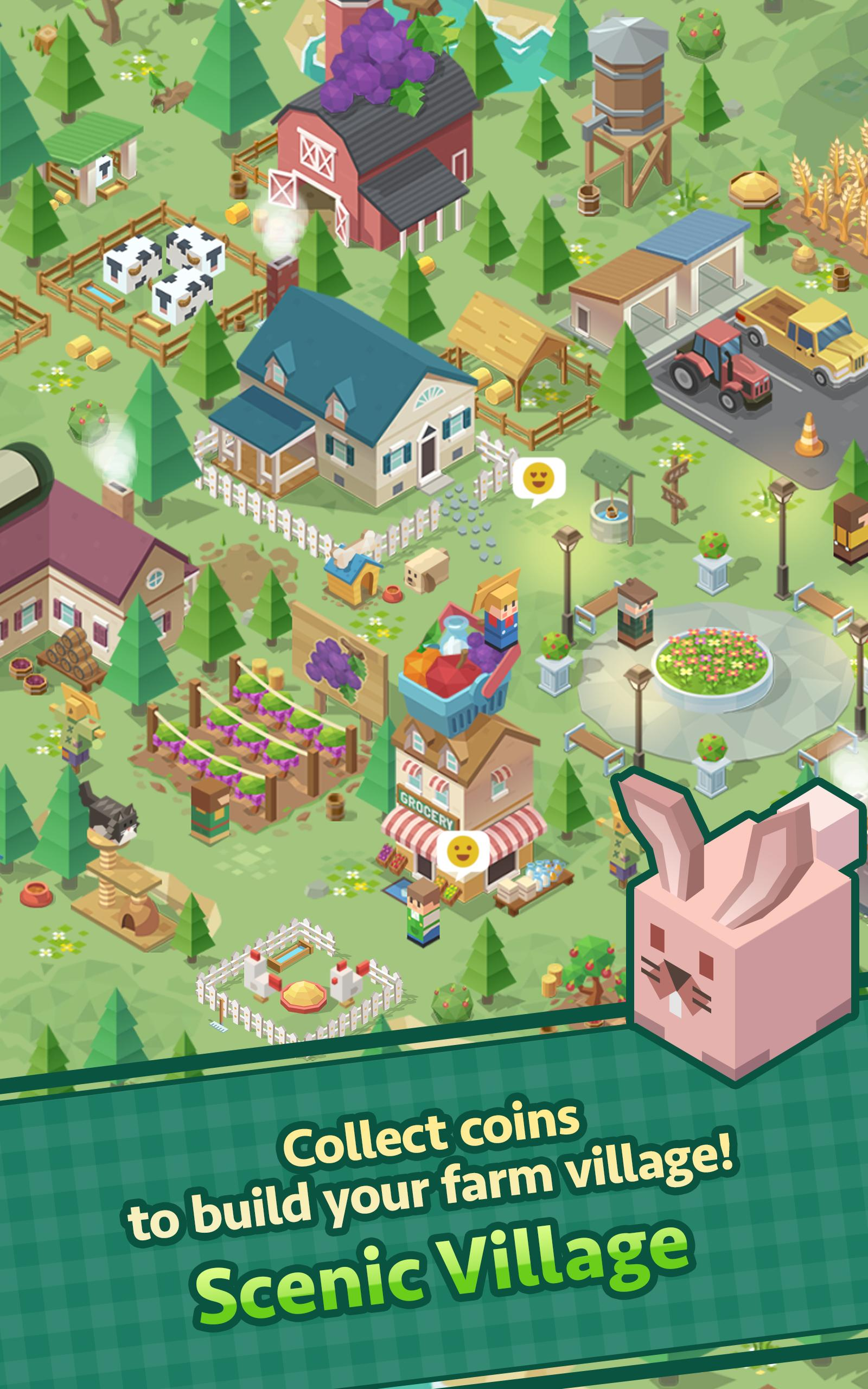 Solitaire Farm Village 1.6.0 Screenshot 5