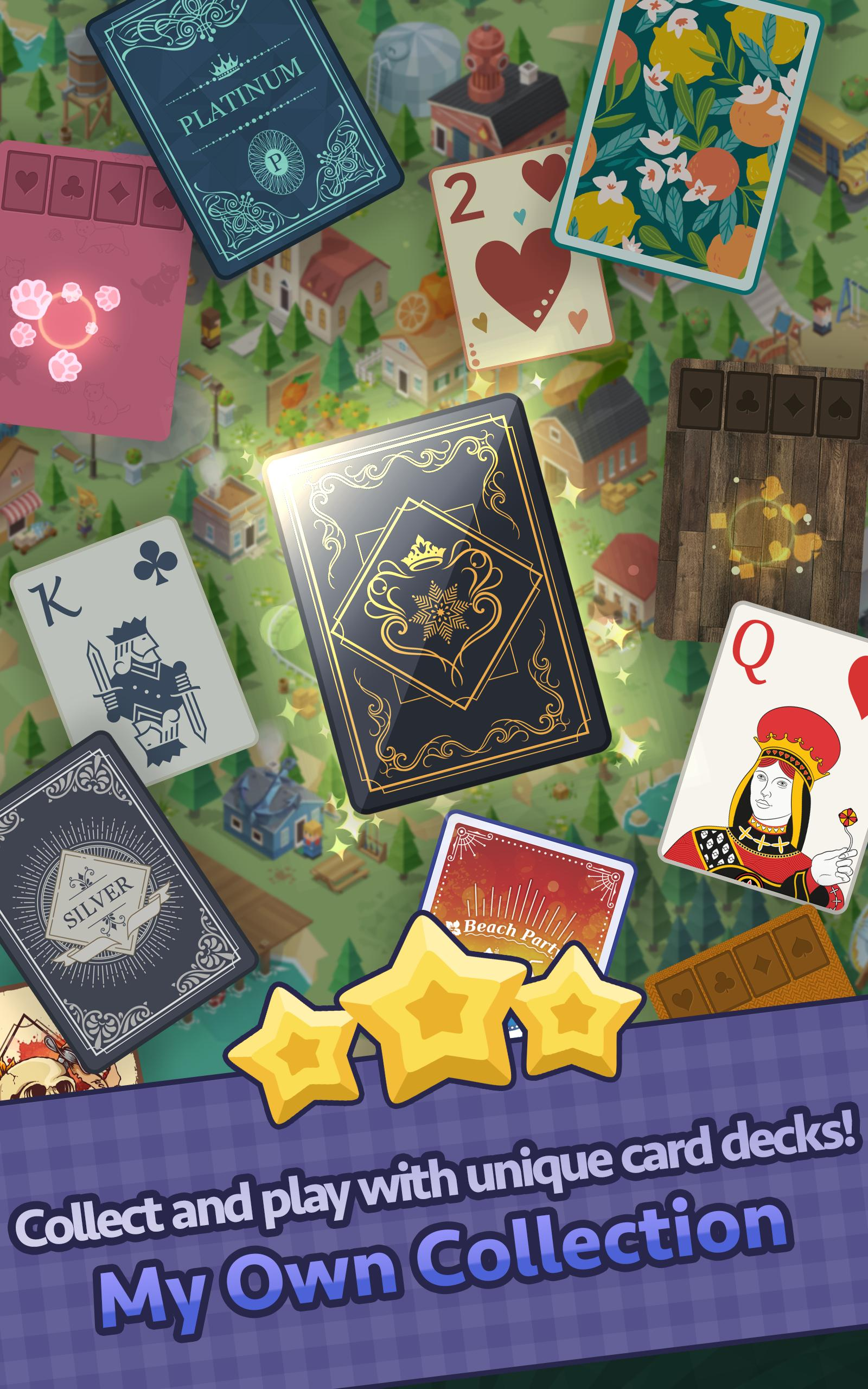 Solitaire Farm Village 1.6.0 Screenshot 6