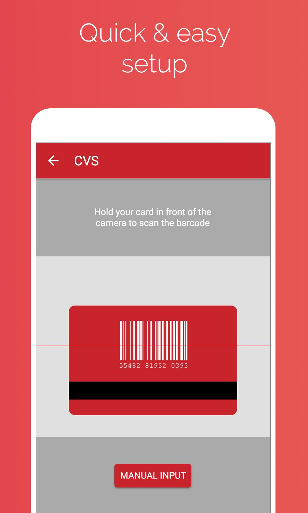 Stocard Rewards Cards Wallet 8.3.3 Screenshot 3