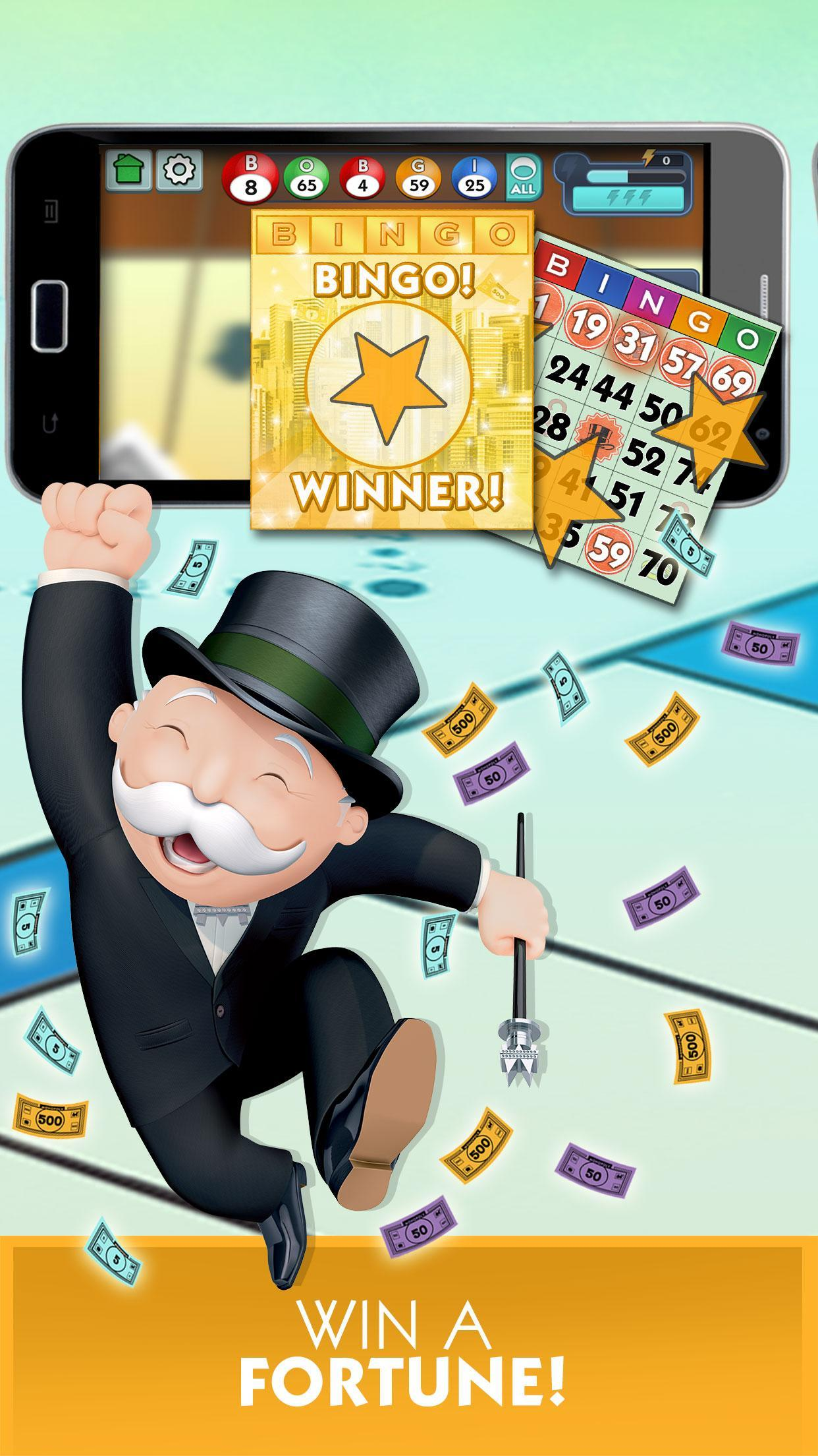 MONOPOLY Bingo! 3.3.7g Screenshot 4