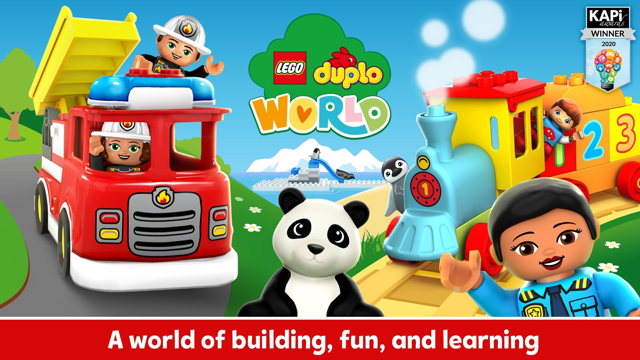 LEGO® DUPLO® WORLD 4.5.0 Screenshot 1
