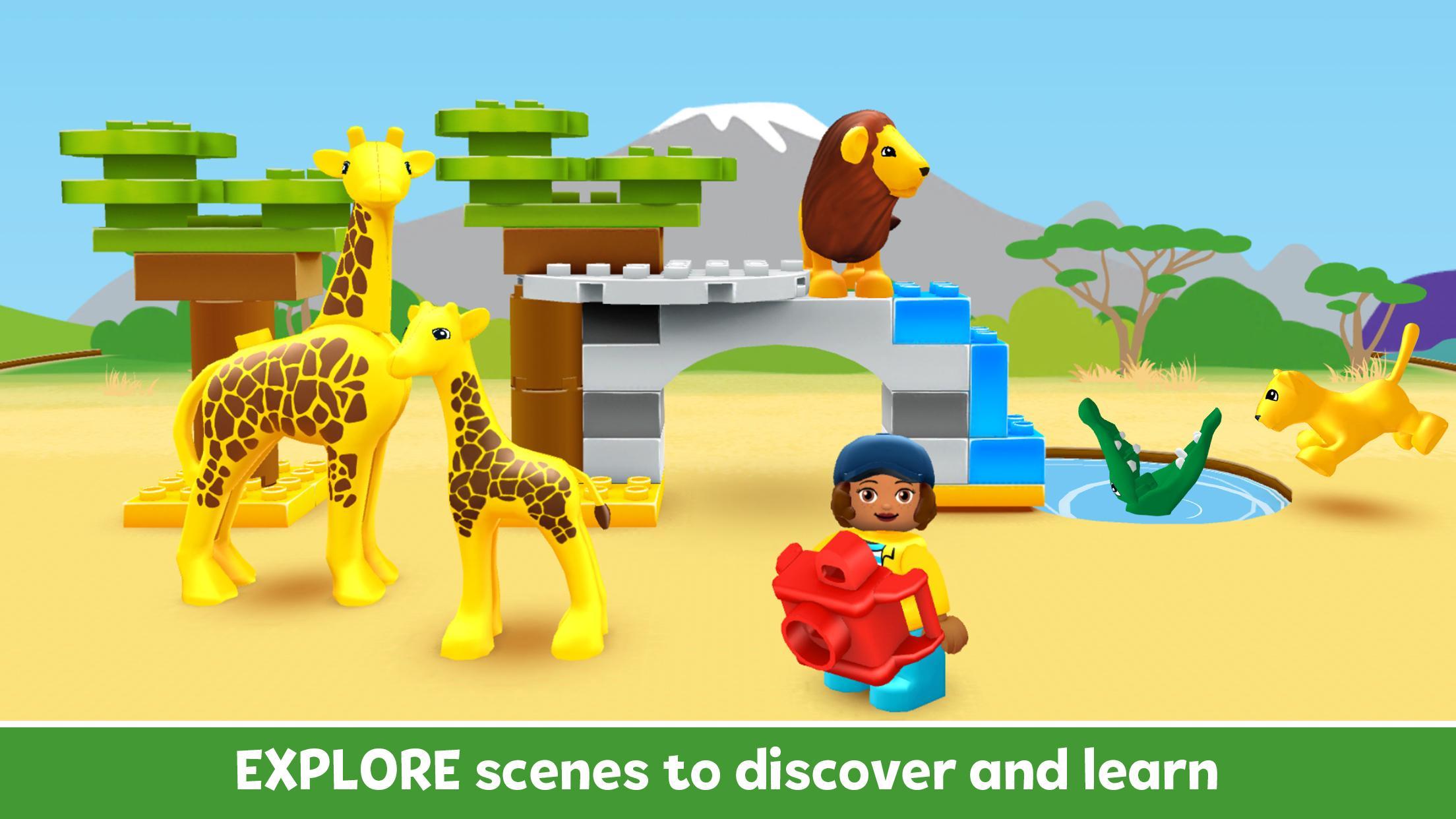 LEGO® DUPLO® WORLD 4.5.0 Screenshot 3