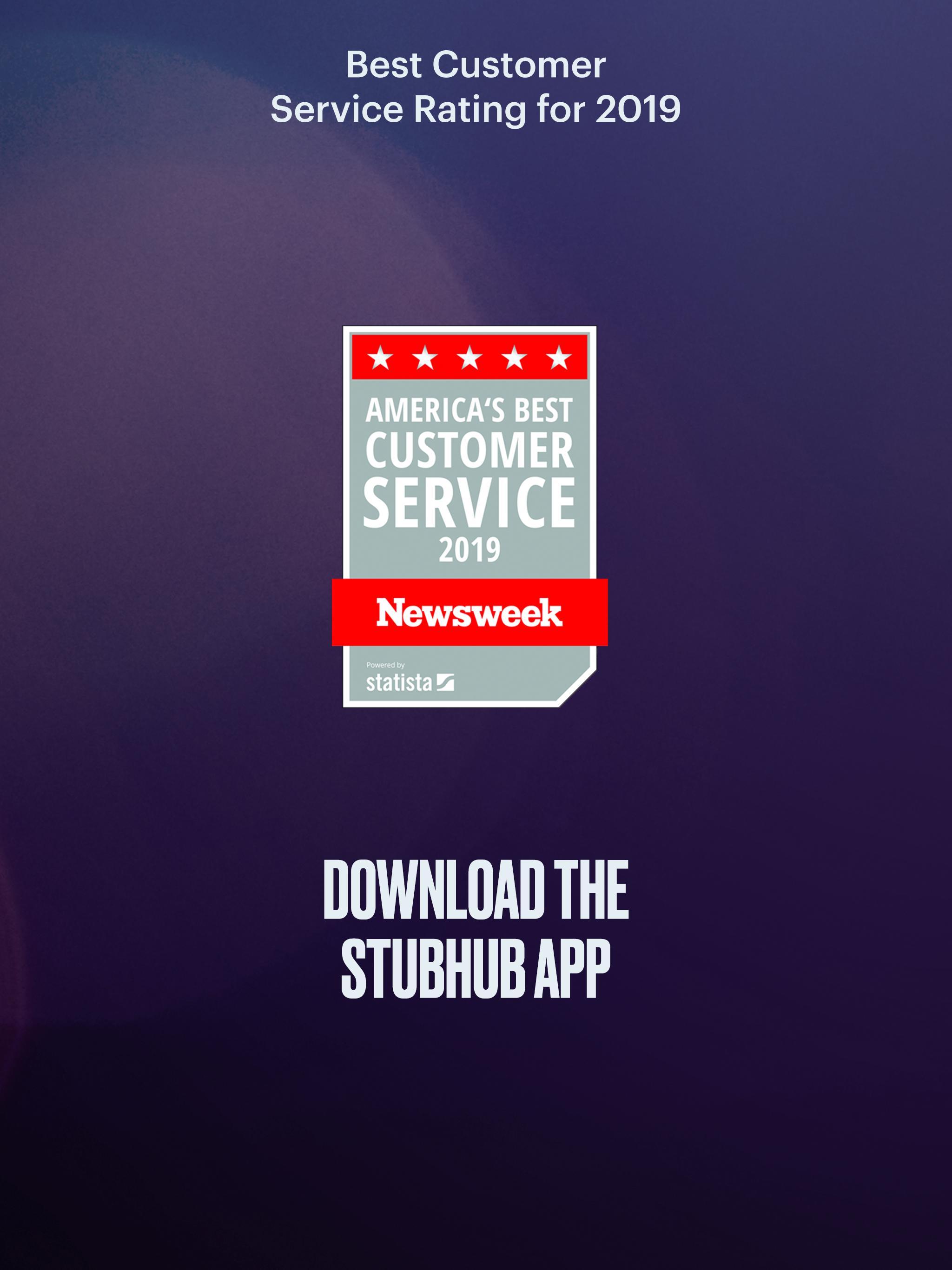 StubHub Live Event Tickets 8.2.0 Screenshot 13