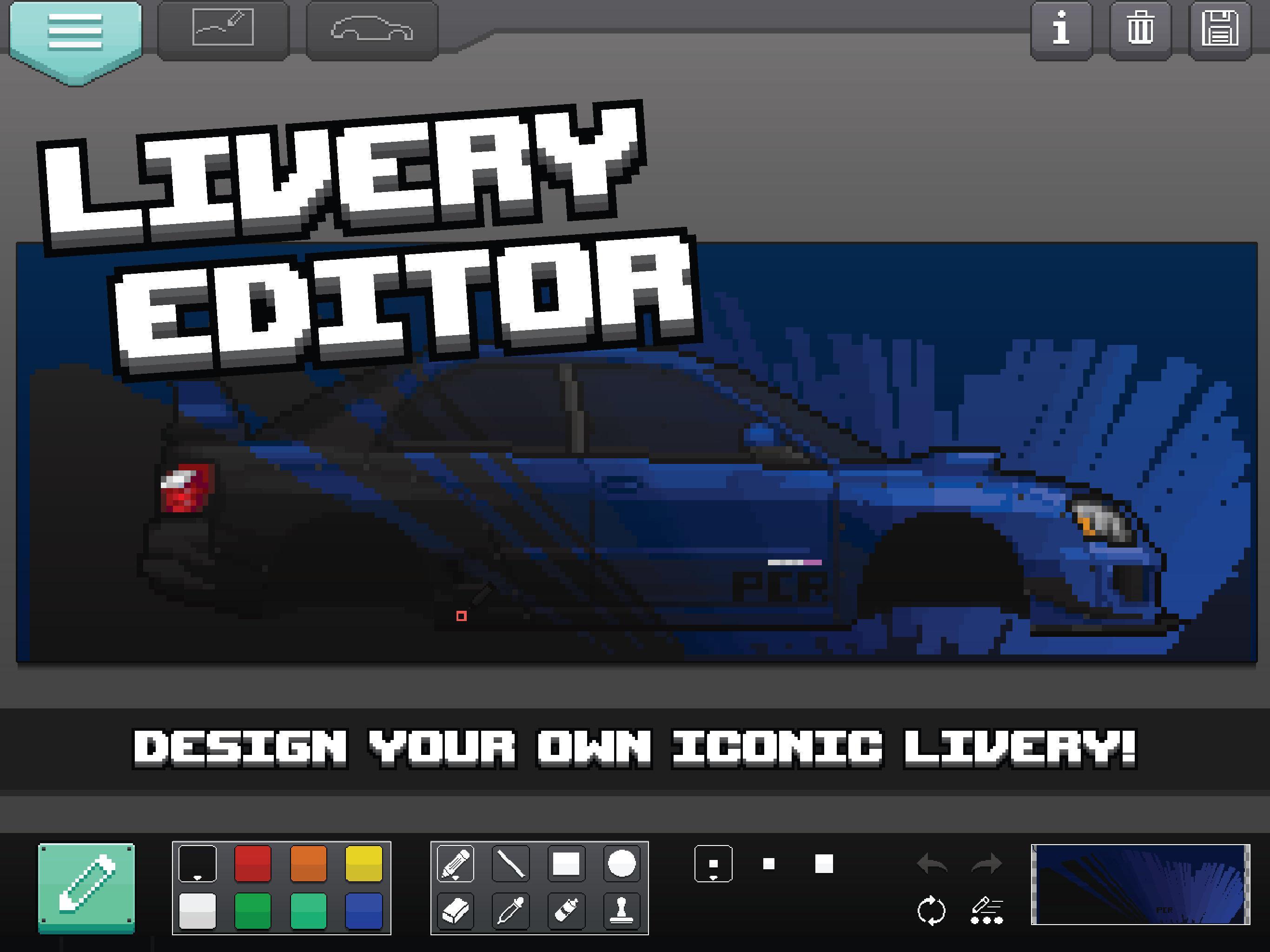 Pixel Car Racer 1.1.80 Screenshot 17