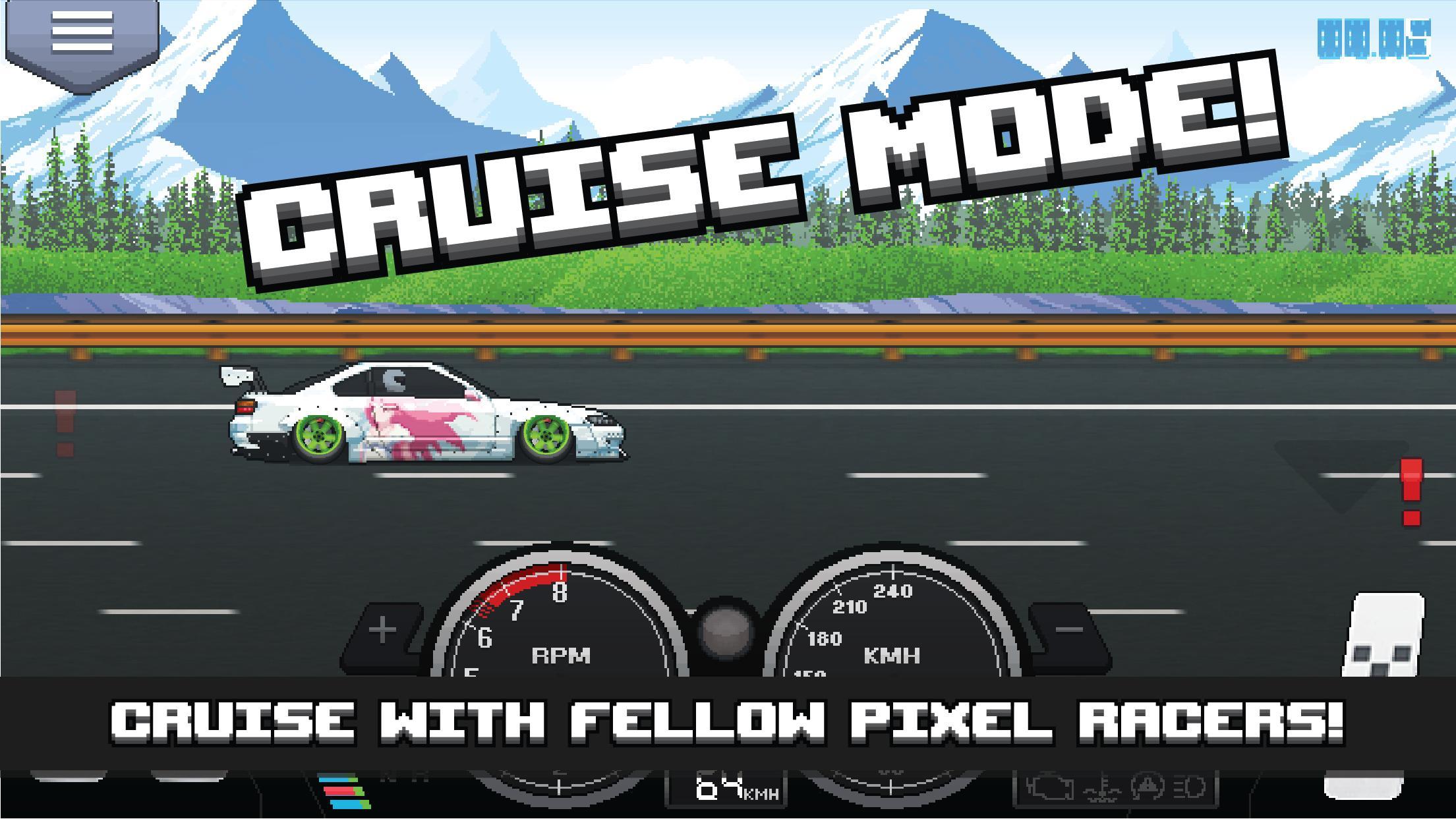 Pixel Car Racer 1.1.80 Screenshot 4
