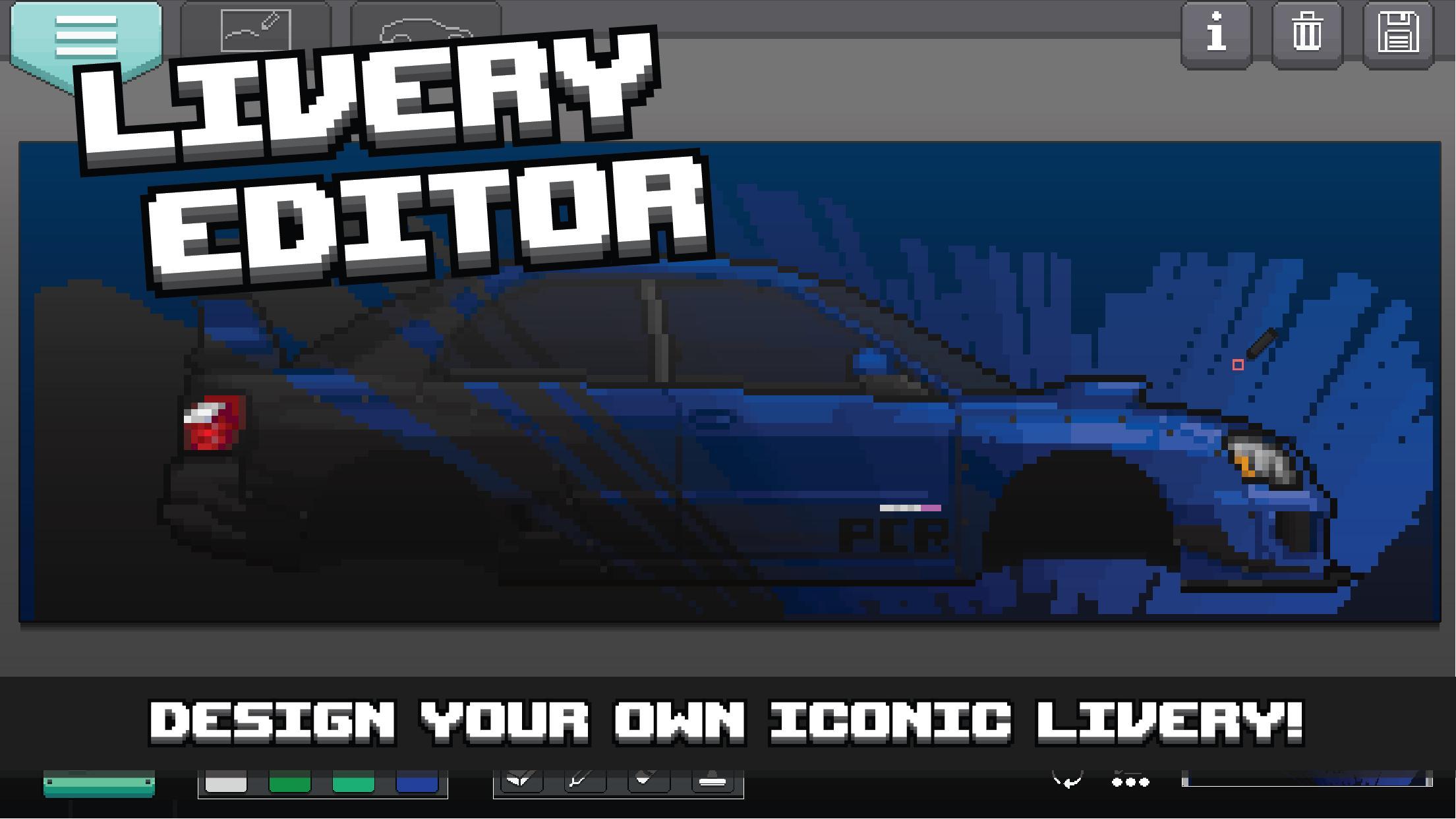 Pixel Car Racer 1.1.80 Screenshot 5