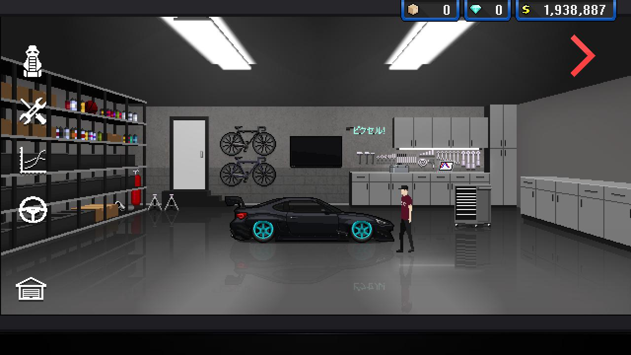 Pixel Car Racer 1.1.80 Screenshot 6