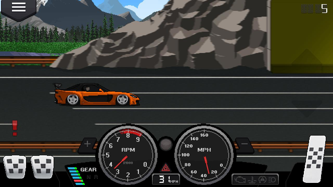 Pixel Car Racer 1.1.80 Screenshot 7