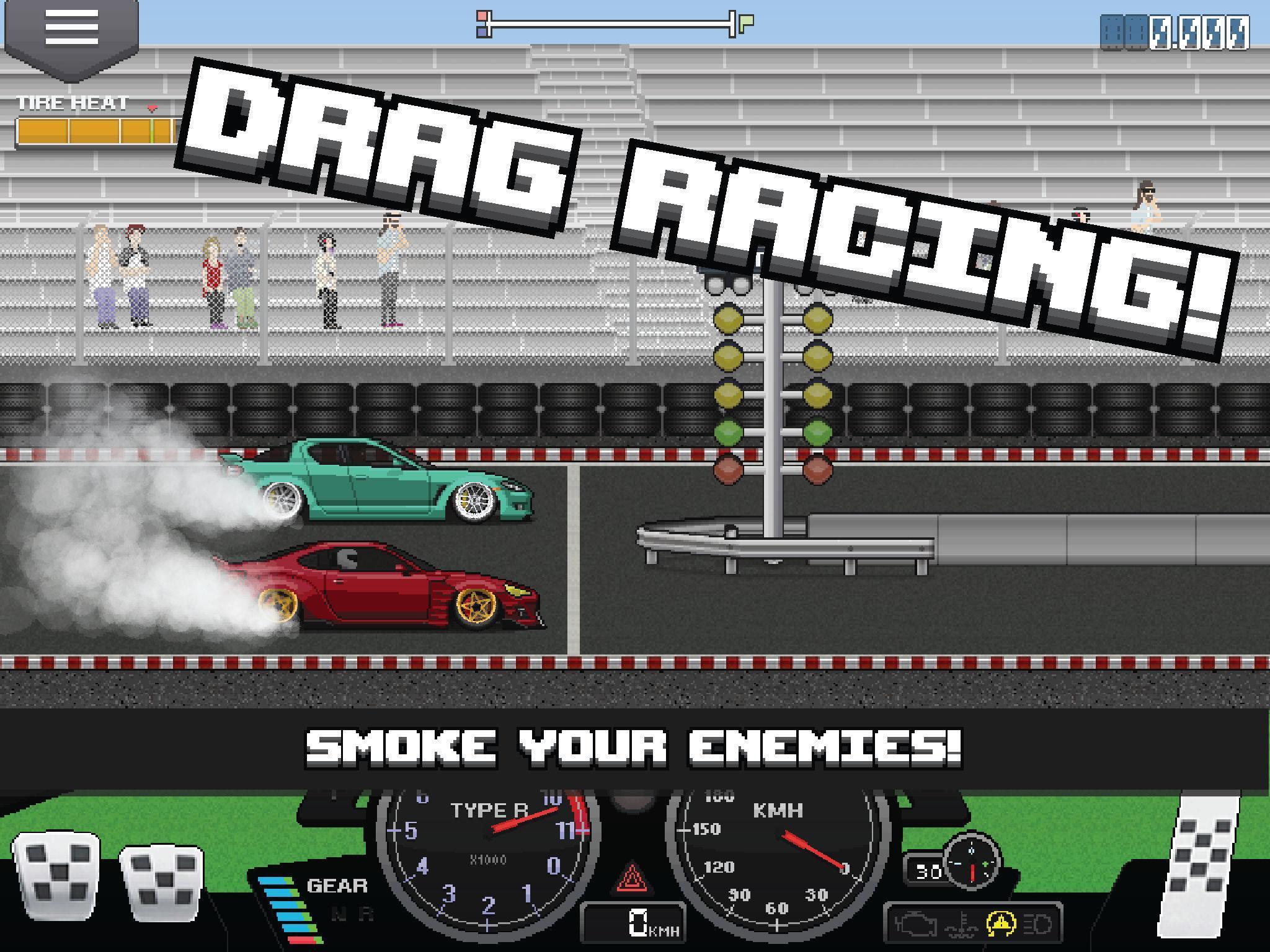 Pixel Car Racer 1.1.80 Screenshot 8