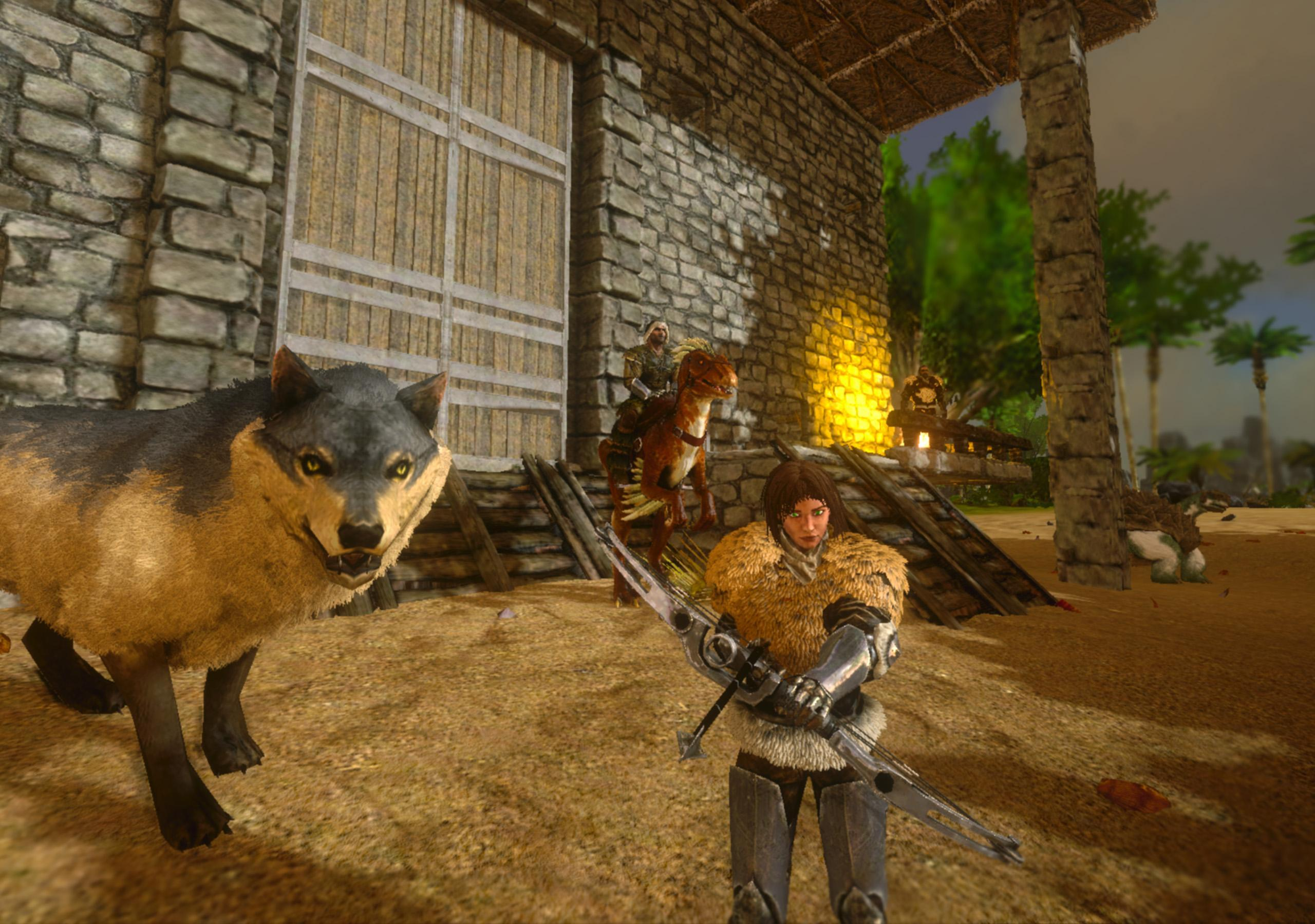 ARK: Survival Evolved 2.0.17 Screenshot 12