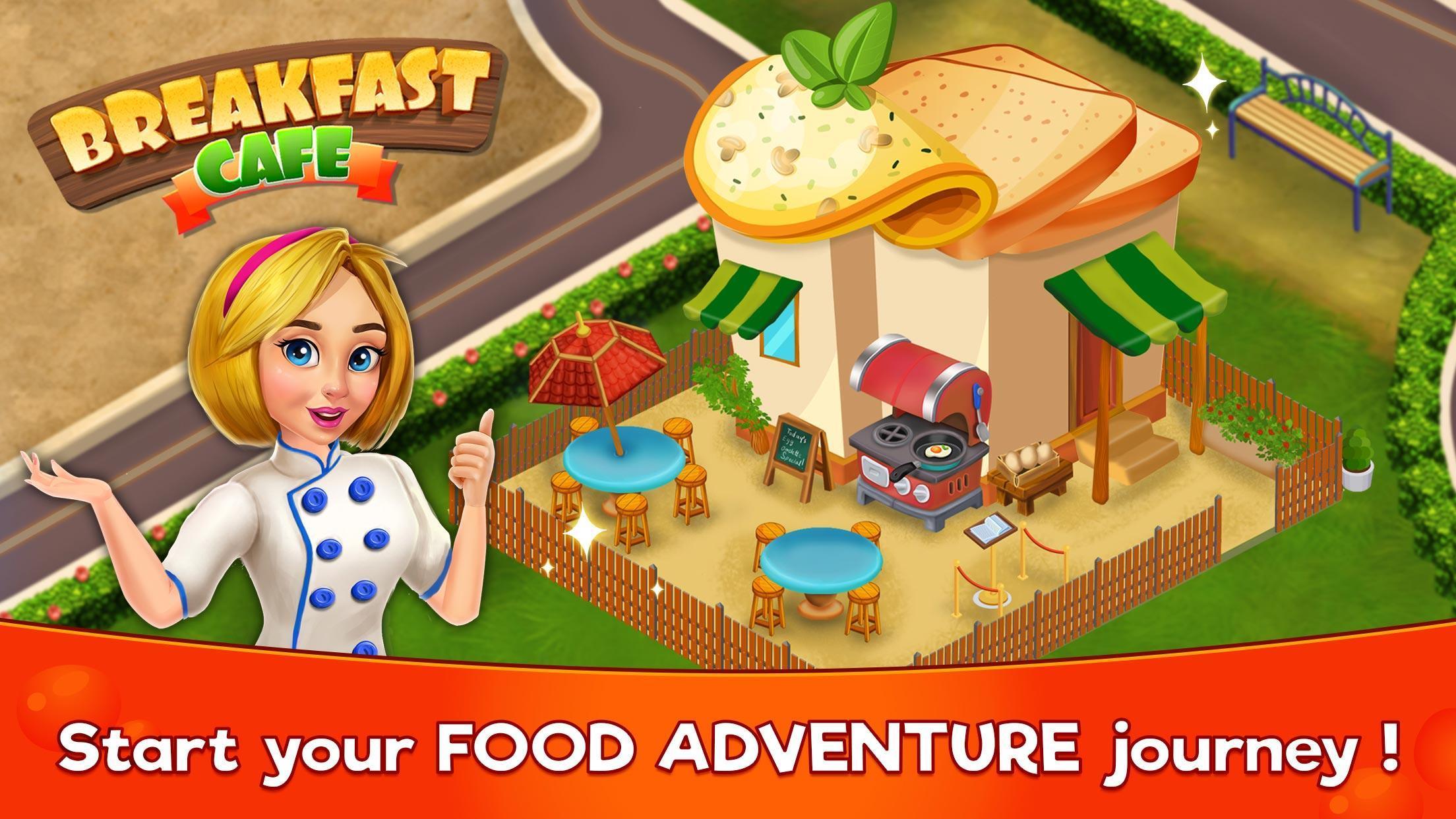 Cooking Cafe Restaurant Girls - Best Cooking Game 2.0.3 Screenshot 4