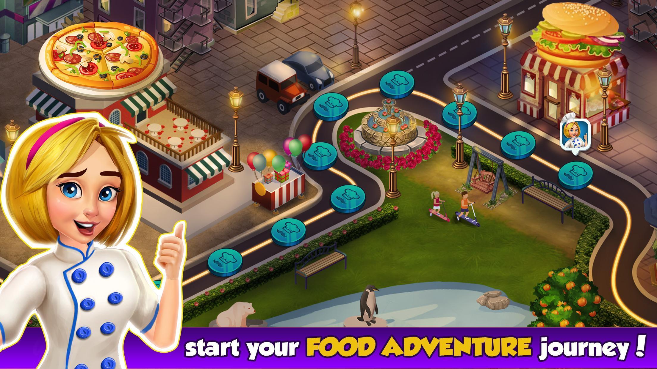 Cooking Cafe Restaurant Girls - Best Cooking Game 2.0.3 Screenshot 9