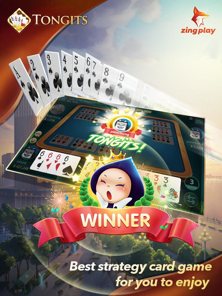 Tongits ZingPlay - Top 1 Free Card Game Online 2.3 Screenshot 3
