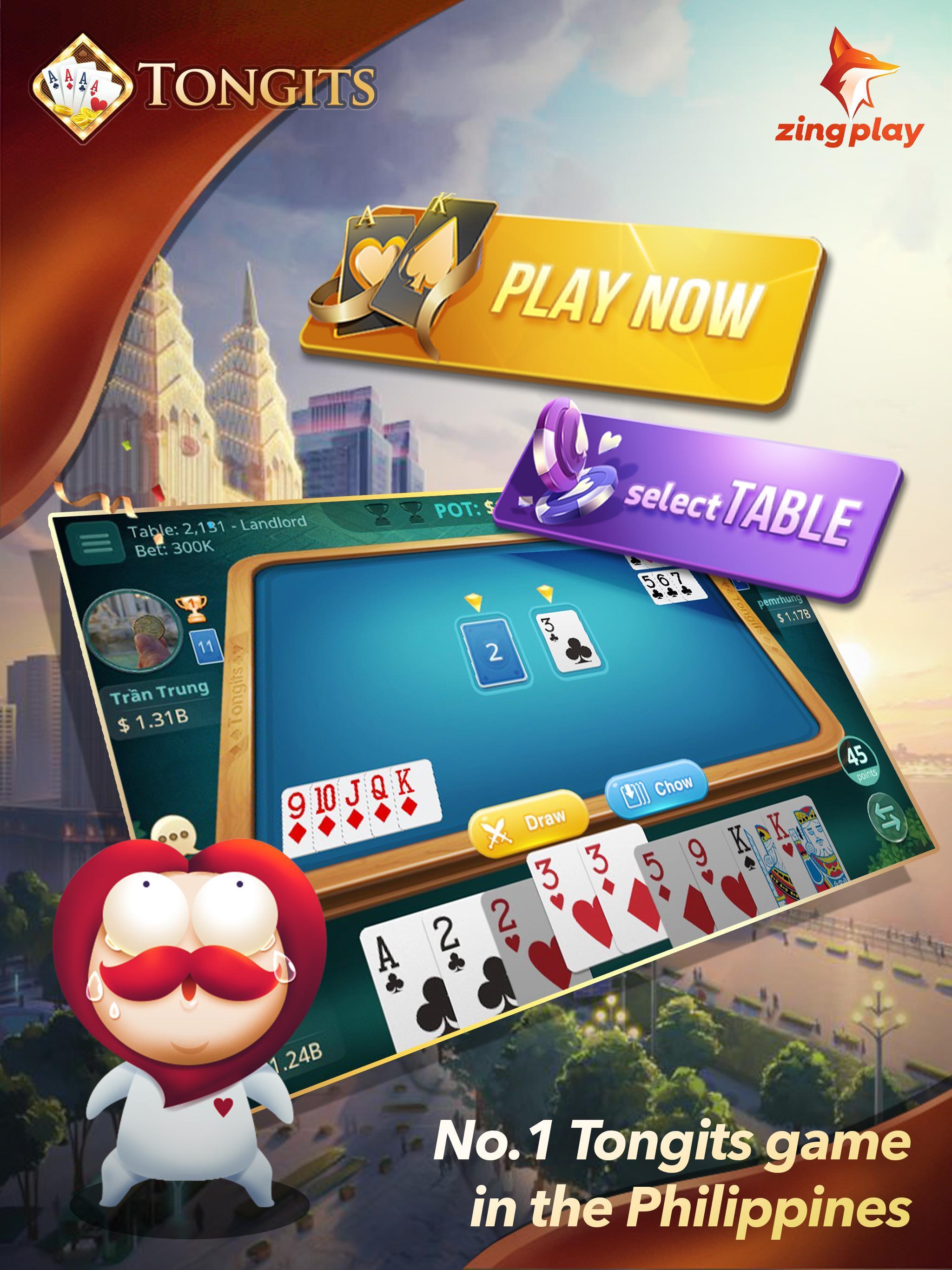 Tongits ZingPlay - Top 1 Free Card Game Online 2.3 Screenshot 6