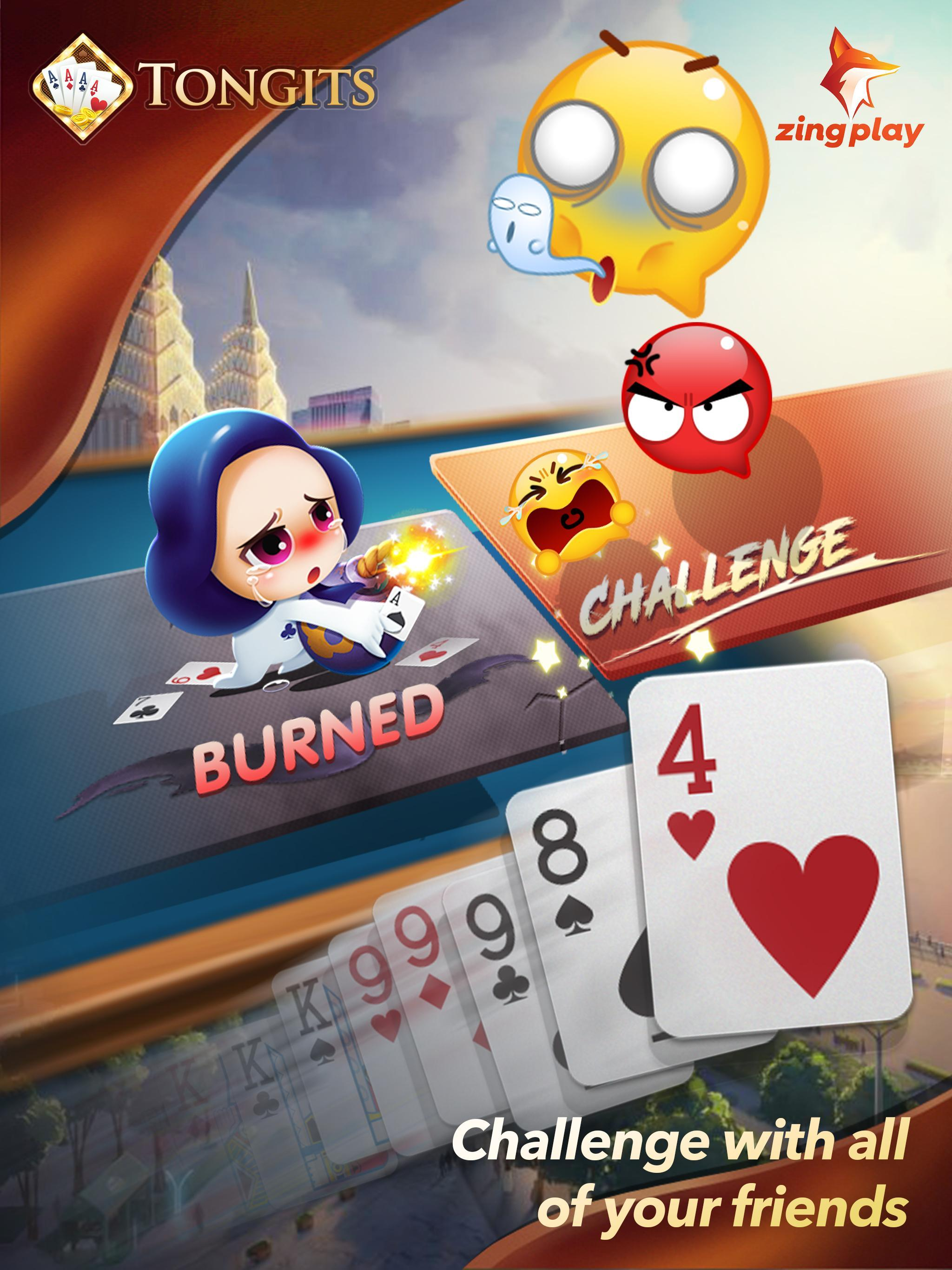 Tongits ZingPlay - Top 1 Free Card Game Online 2.3 Screenshot 9