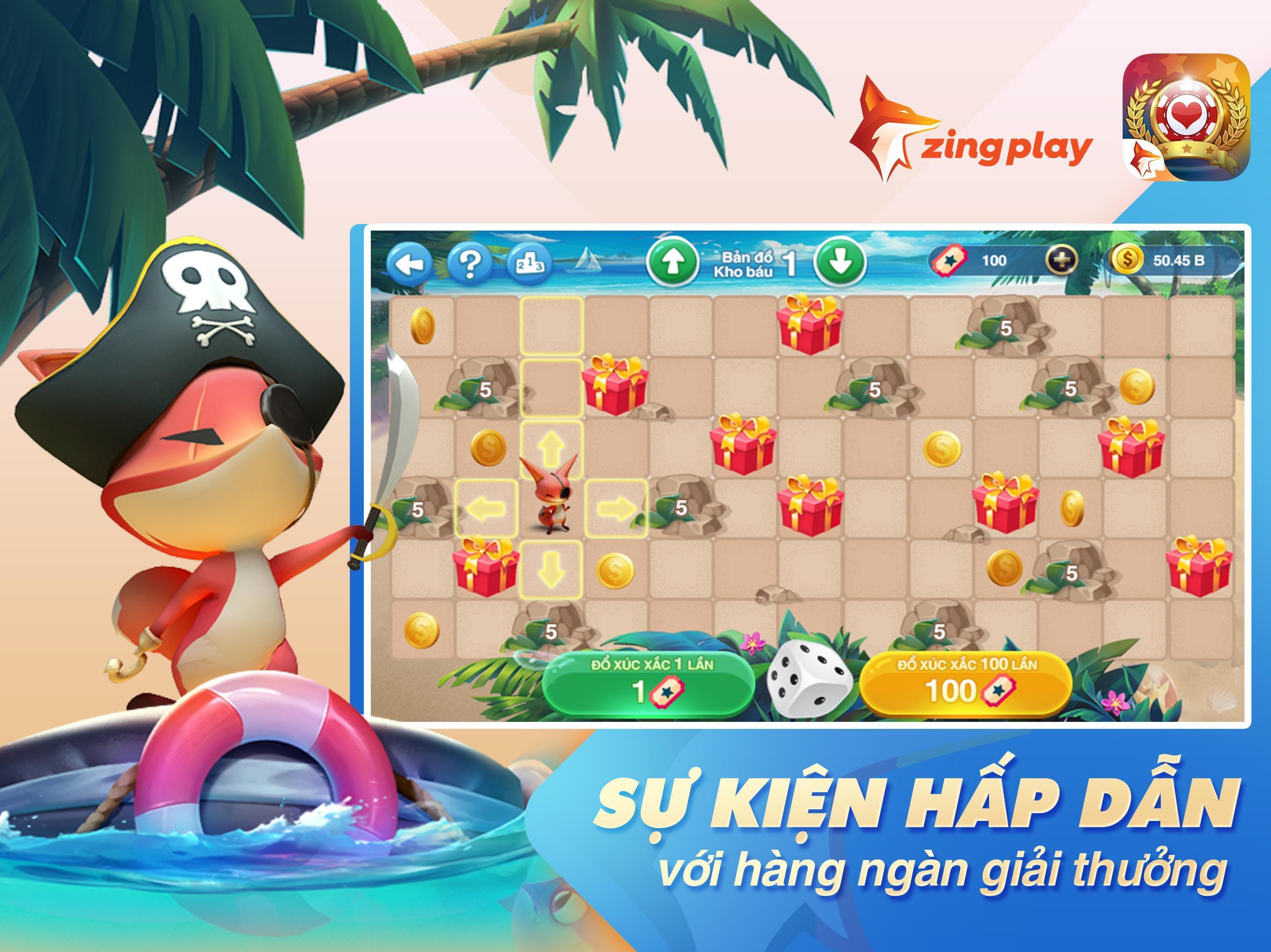 Tiến lên Miền Nam- Tiến Lên - tien len - ZingPlay 4.9 Screenshot 9